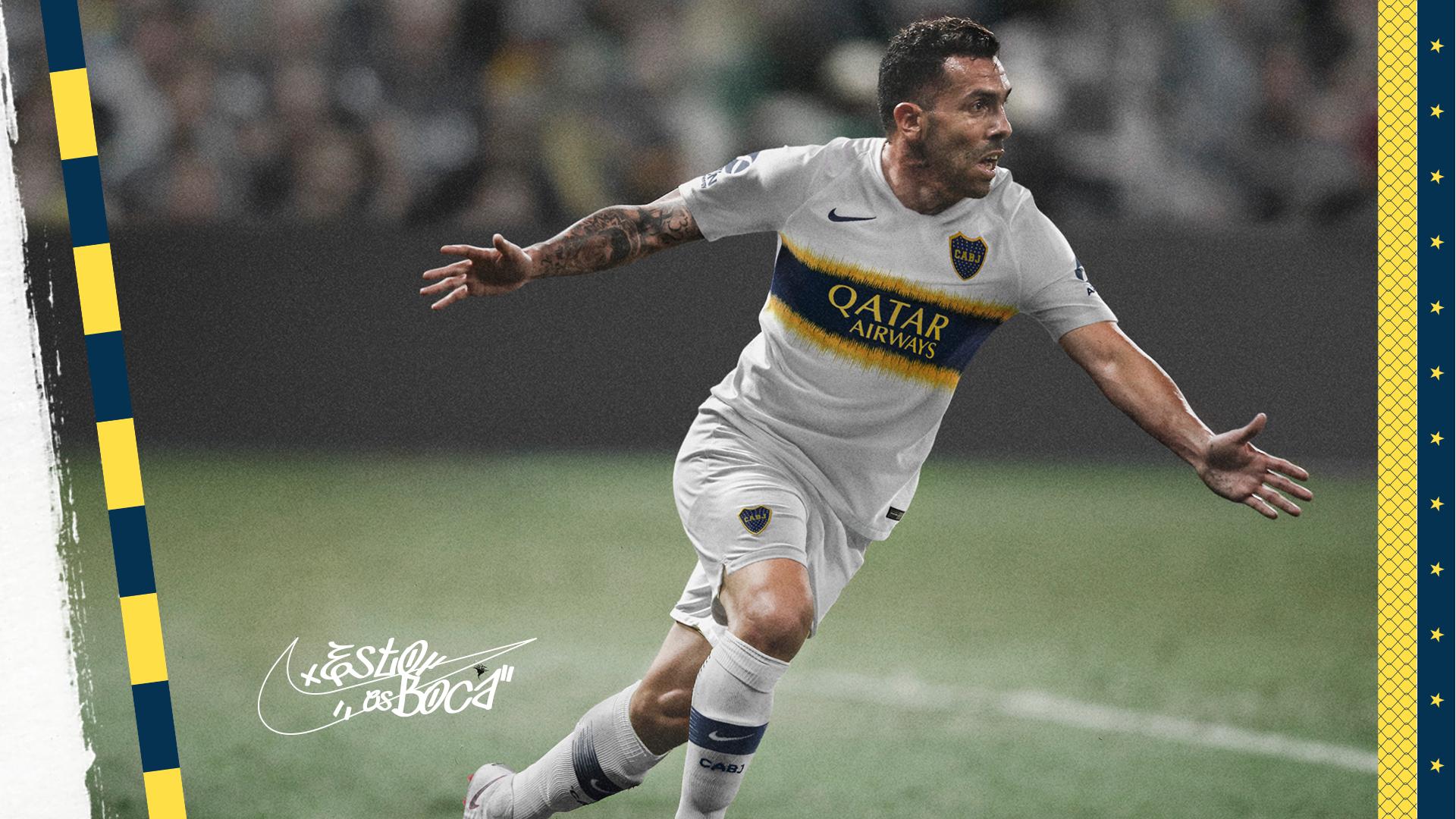 save off 45937 8329f Boca Juniors Away Stadium Jersey. Nike.com