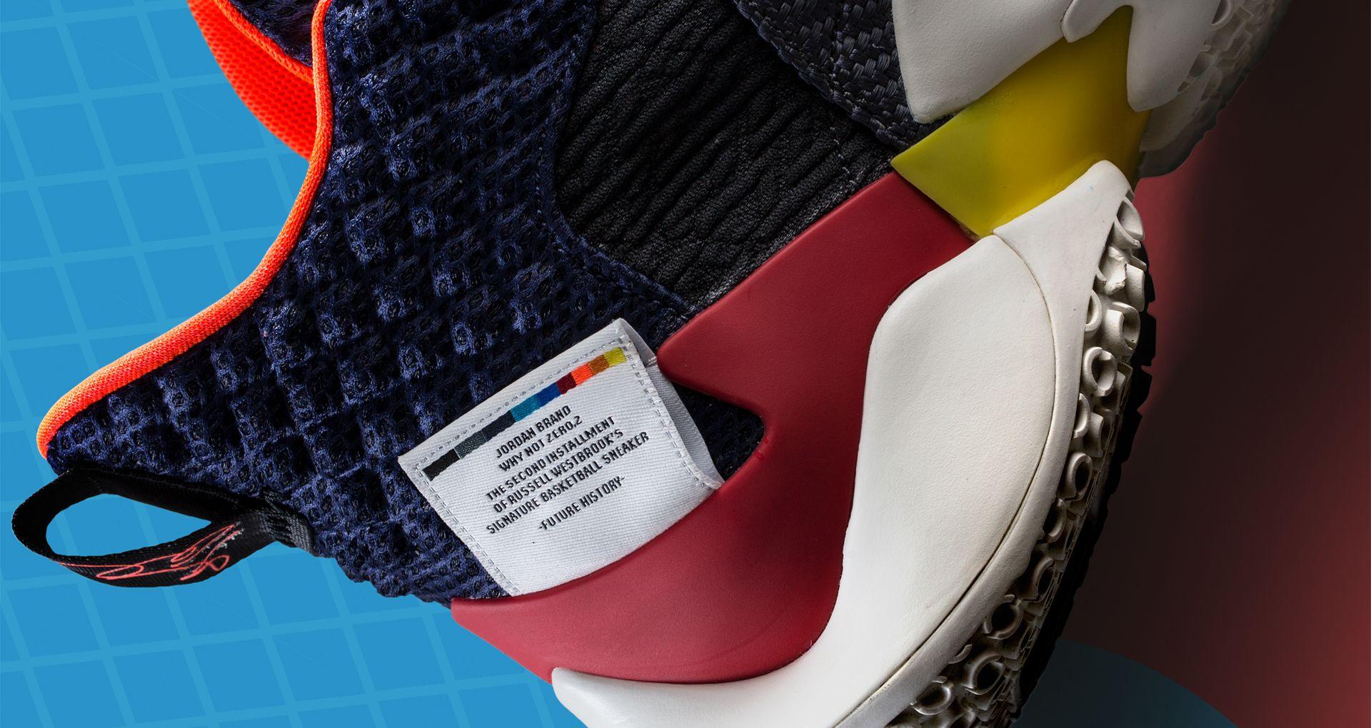 c3e03975237e80 Behind The Design  Jordan Why Not Zer0.2. Nike+ SNKRS