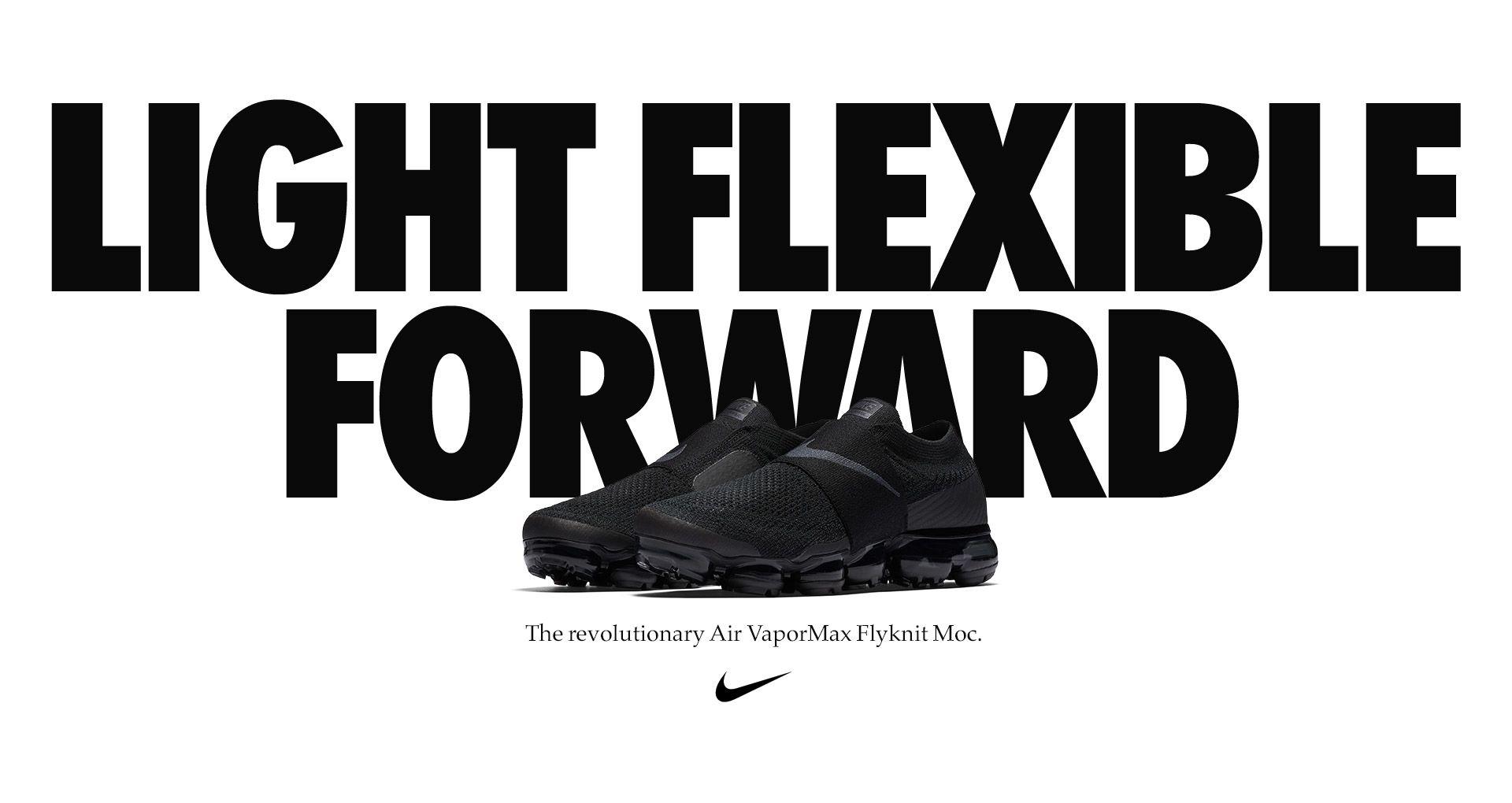 52bc335bb28b4 Cyber Monday 2017  Nike Women s Air Vapormax Moc Triple Noir Release Date.  Nike+ SNKRS