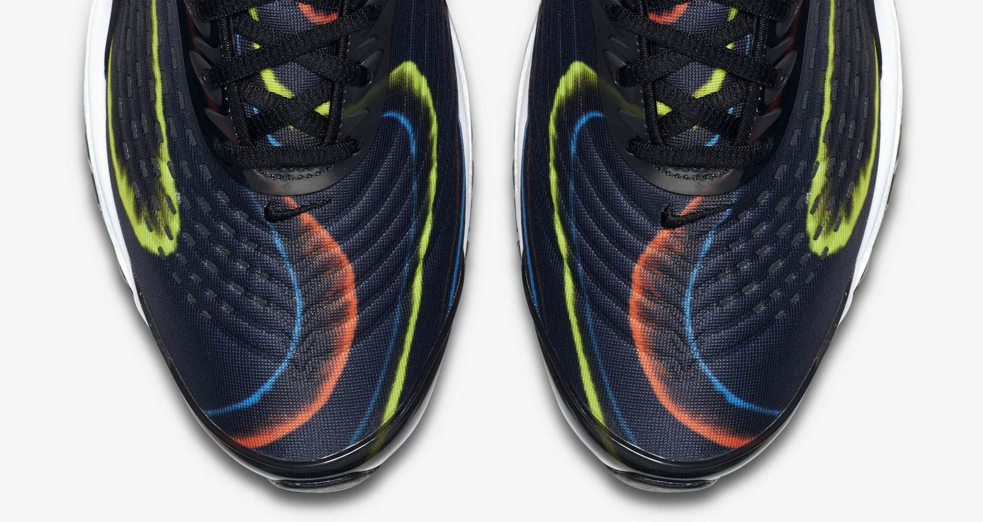 size 40 709dd 608c1 Nike Air Max Deluxe  Black   Multicolor  Release Date