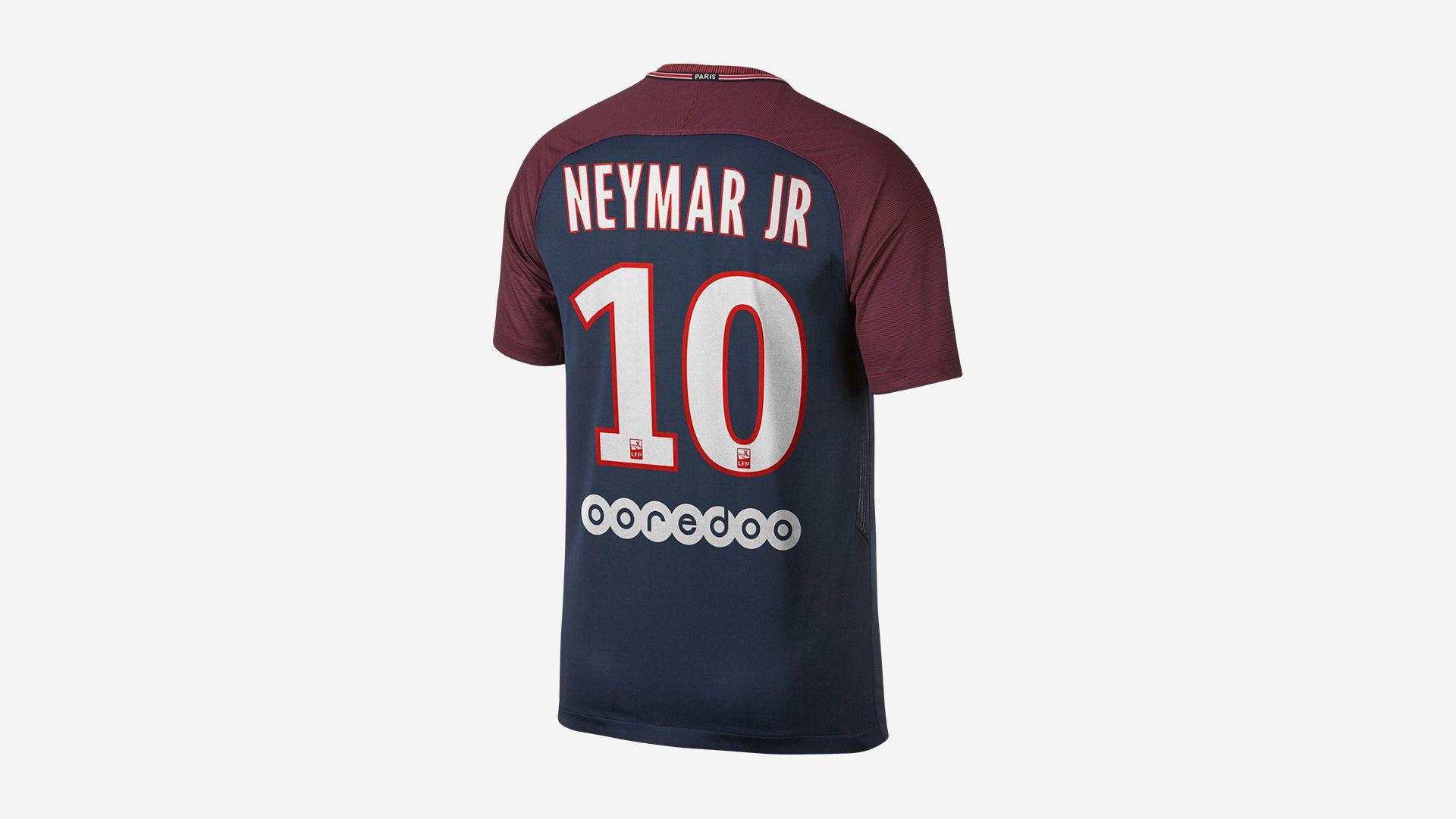 neymar trikot paris