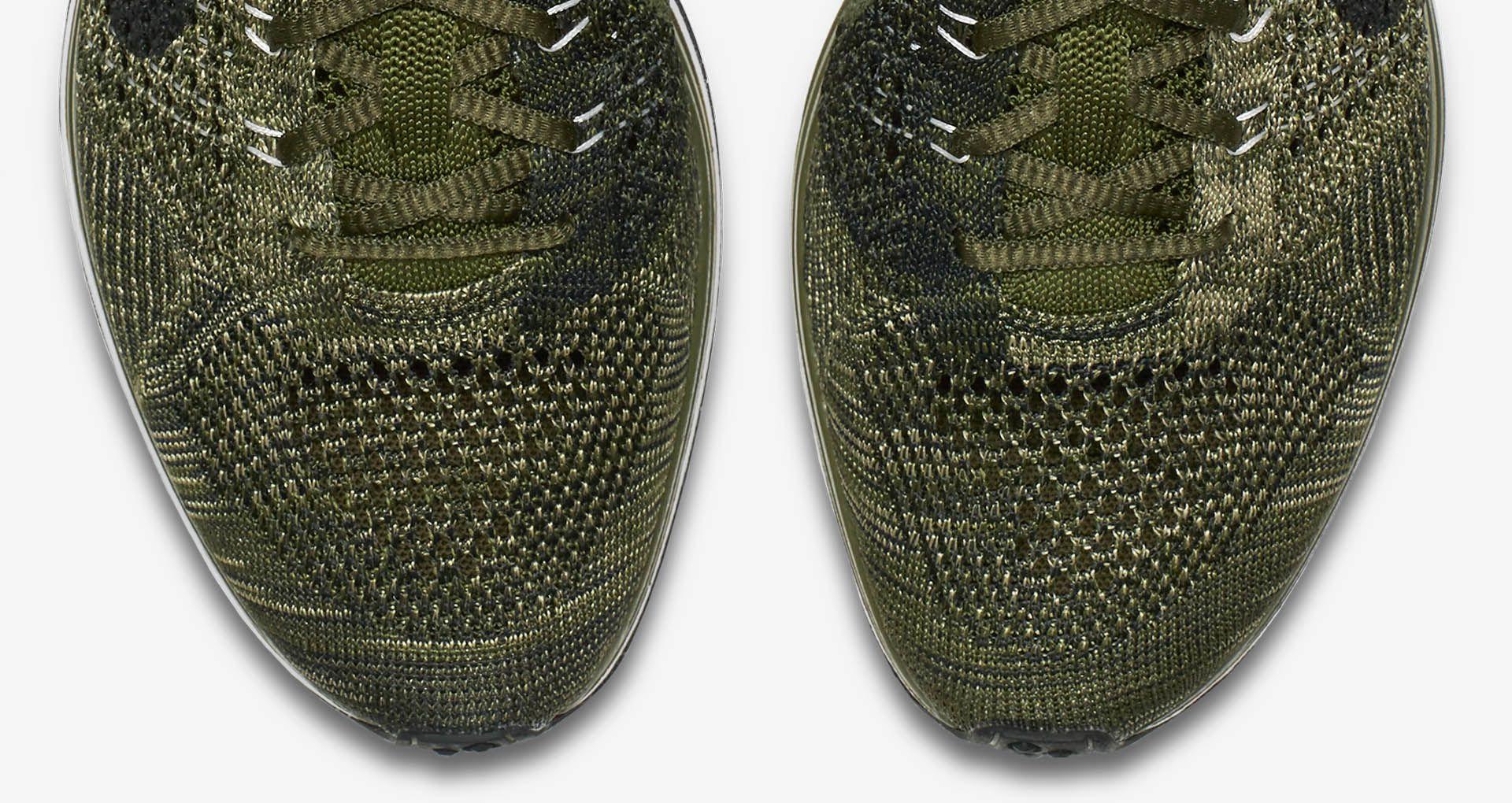 d7beca34f68a Nike Flyknit Racer  Rough Green . Nike+ SNKRS
