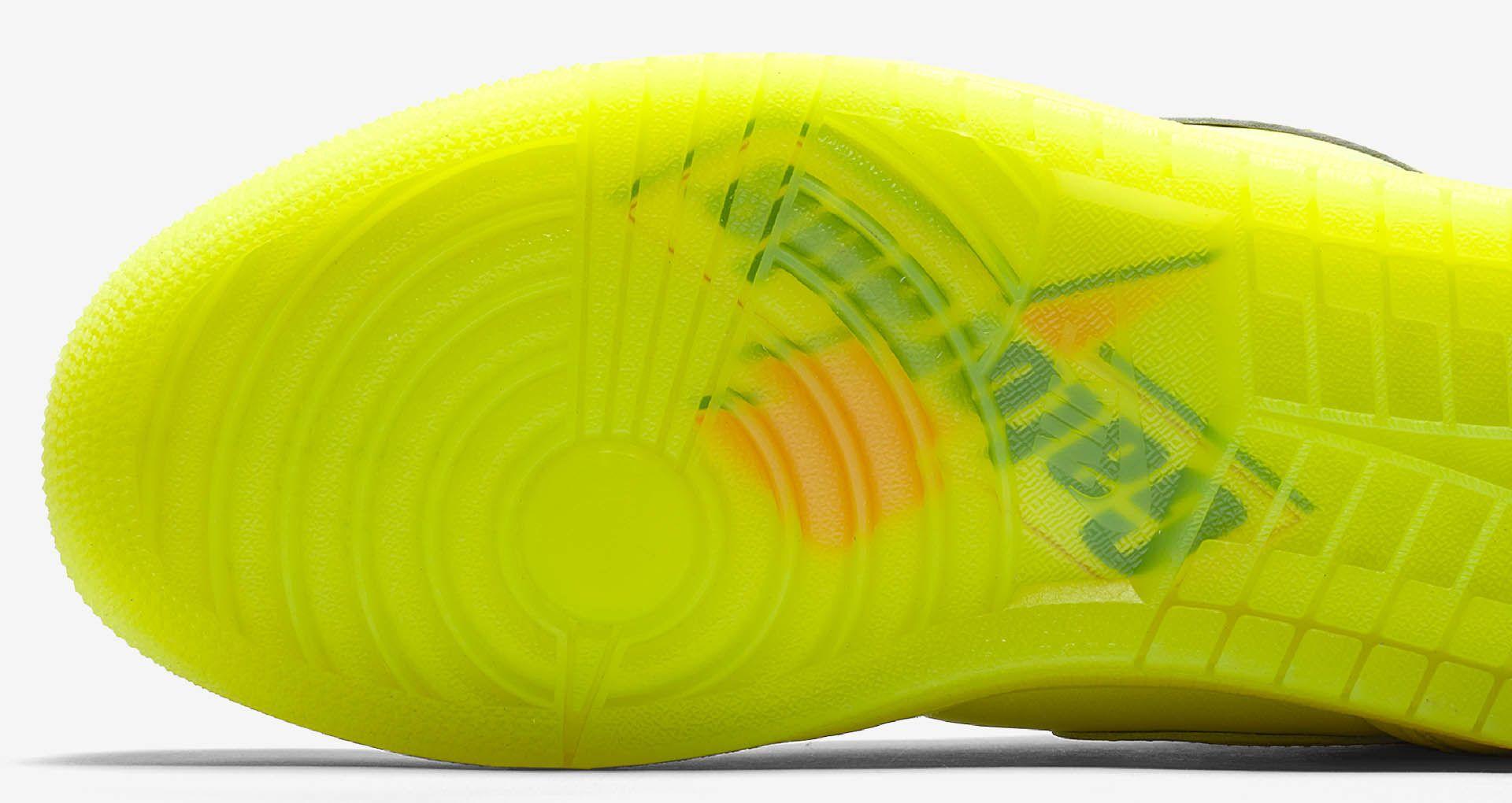 huge discount 59fa8 ddf95 Air Jordan 1 High Gatorade 'Lemon-Lime' Release Date. Nike+ ...
