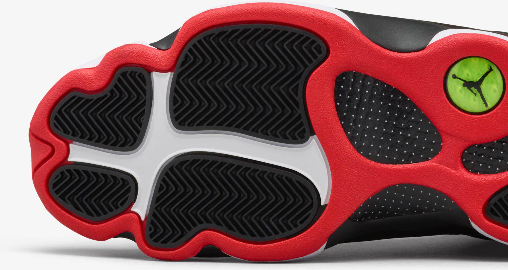 bc09ef24155 Air Jordan 13 Retro Low 'Bred' Release Date. Nike+ SNKRS