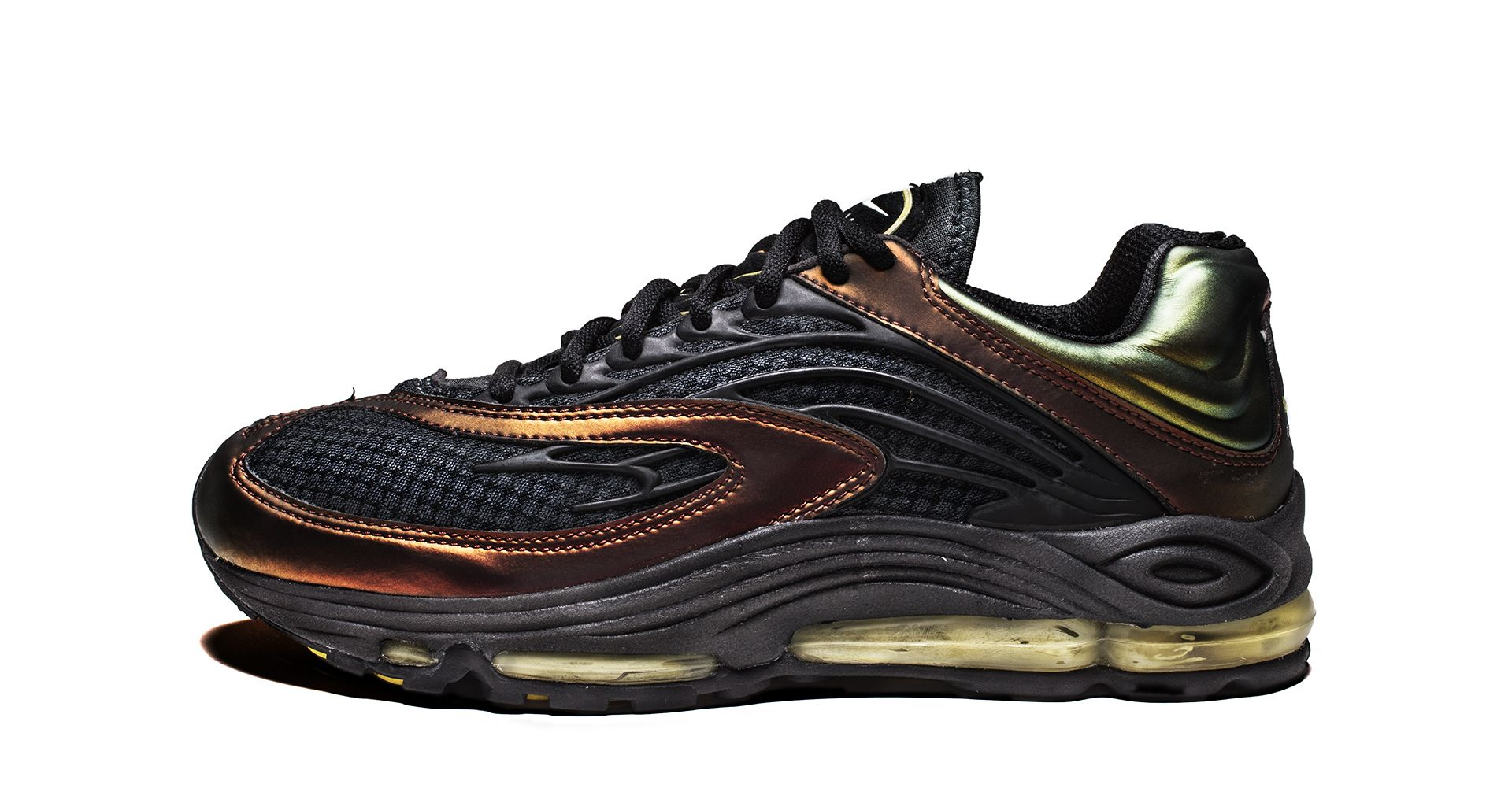 online store d6c6d 2a344 Nike Air Max 97 Ultra  17 x Skepta  The Design. The alternate colourway is also  seen on what a matching tracksuit that looks set to accompany