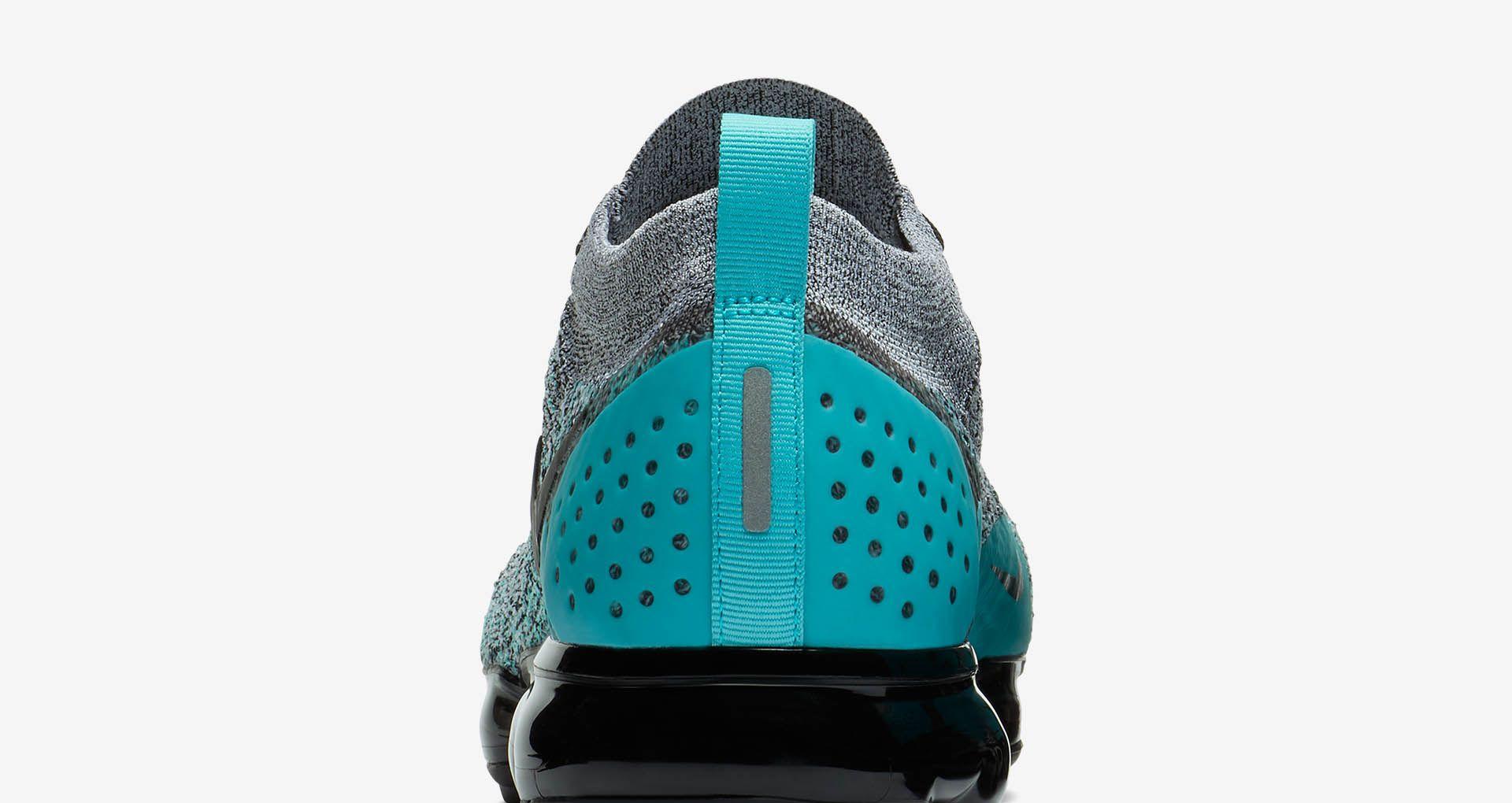 0ee5f7fba1bd Nike Air Vapormax Flyknit 2  Dusty Cactus   Hyper Jade  Release Date ...