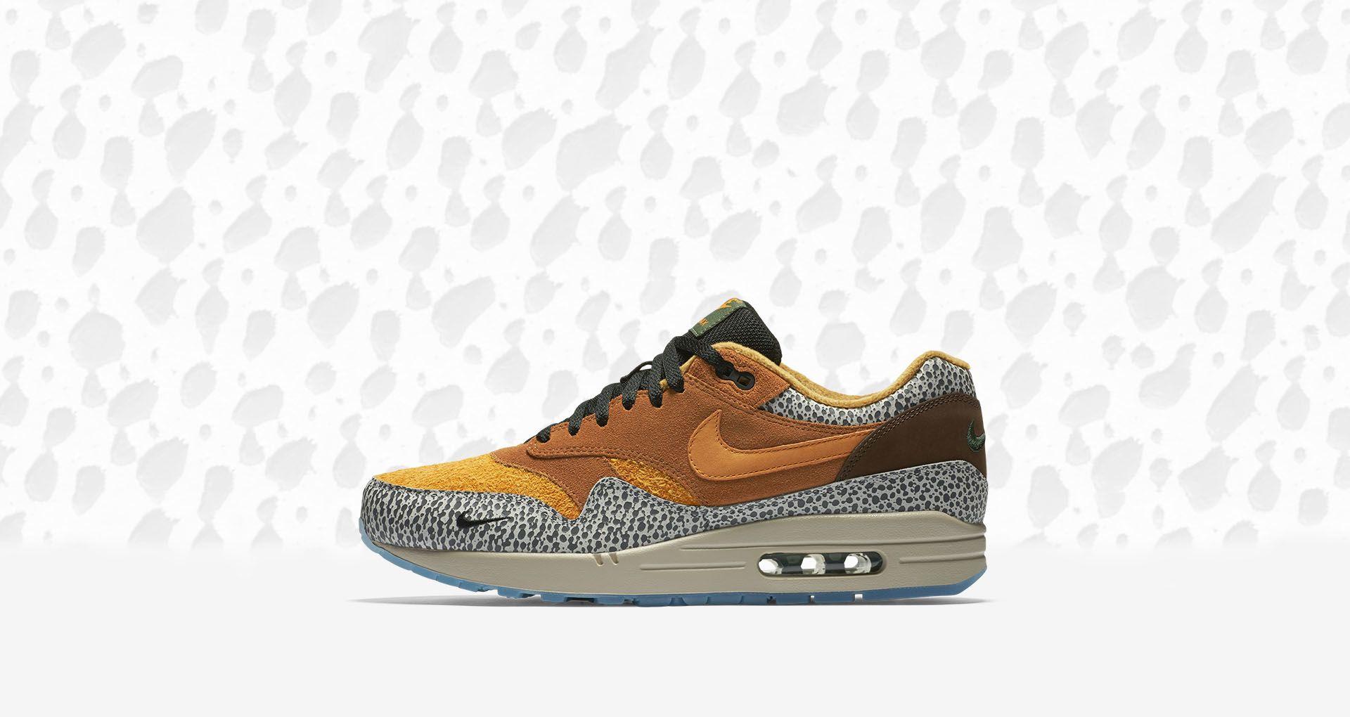 40b0eac85c Nike Air Max 1 'Safari' Release Date. Nike+ SNKRS