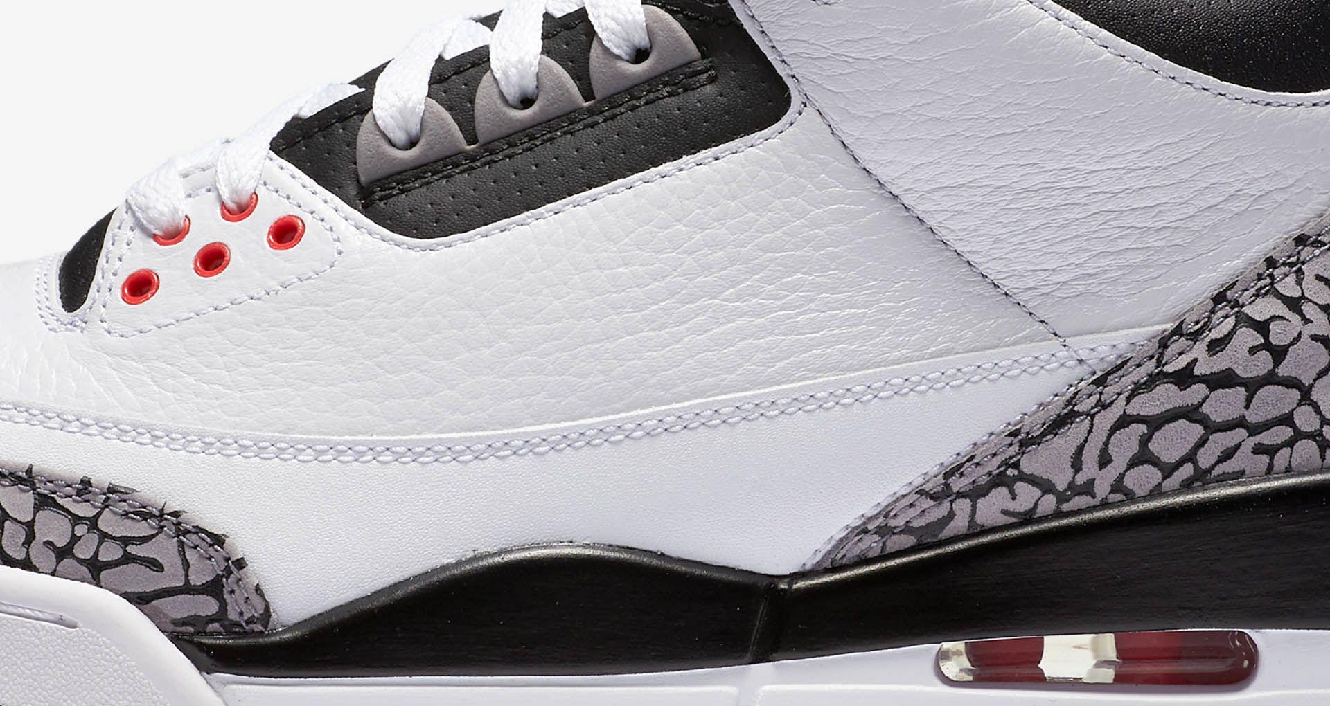 best website cb504 f0502 Air Jordan 3 Retro 'Infrared 23'. Release Date. Nike+ SNKRS
