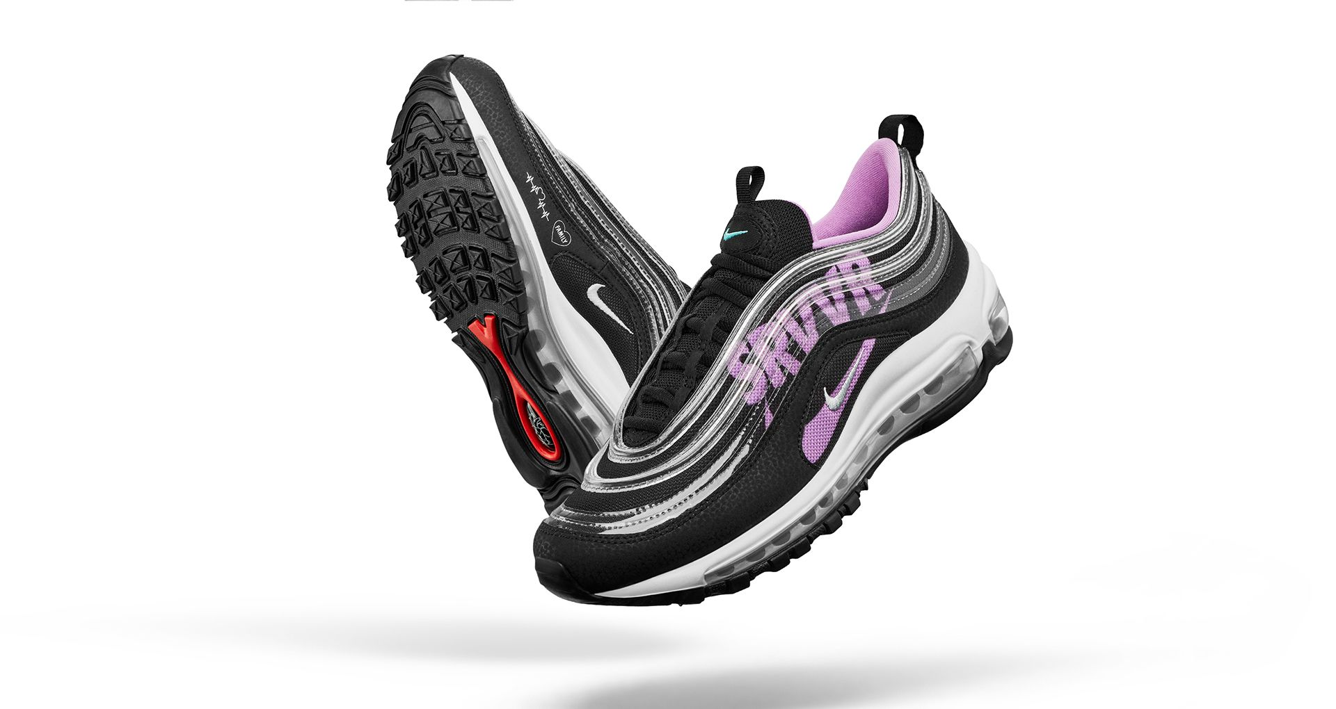 Nike Women's Air Max 97 'Doernbecher Freestyle' 2018 Release