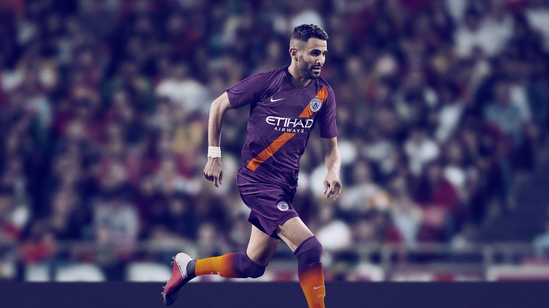 super popular 5b724 eadbb 2018/2019 Manchester City Third Kit. Nike.com GB