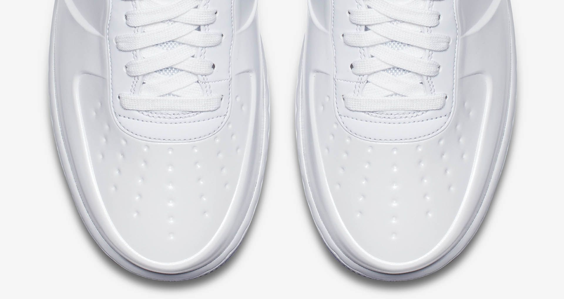 newest collection baa05 365c7 Nike Air Force 1 Foamposite Pro Cup  Triple White  Release Date