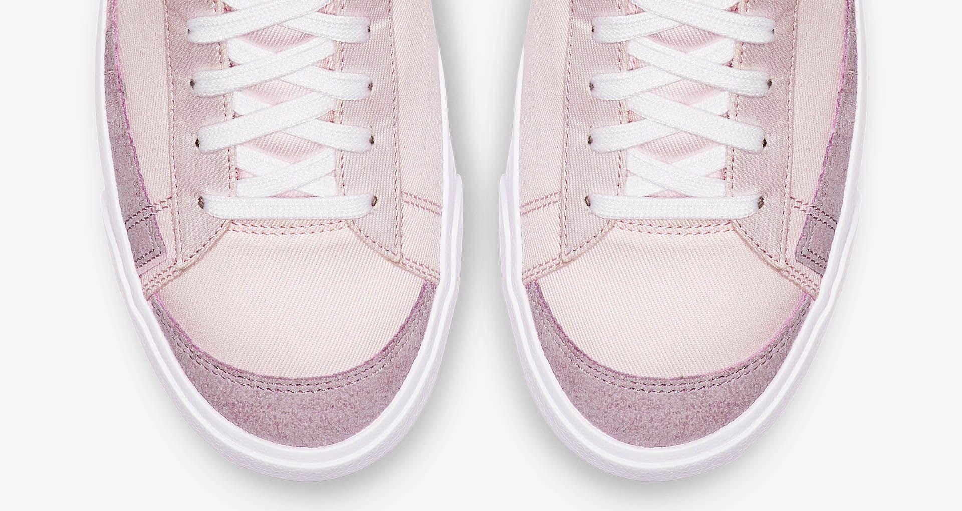 new style 18d0f c84cc Nike Blazer Mid  77 Vintage  Pink Foam  ...