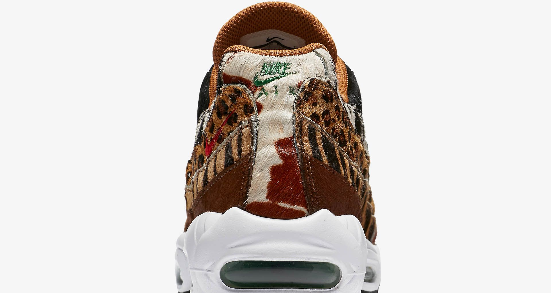 Unleash Your Wild Side with the Nike Air Force 1 'Animal