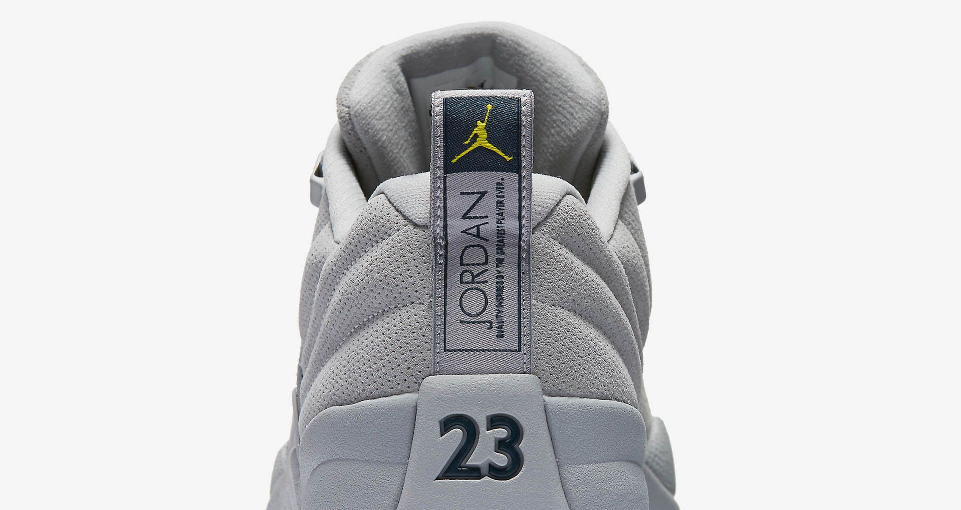 buy popular a262b c35fe A tonal Wolf Grey colorway highlights the distinctive design lines and  balance of textures that made the Air Jordan XII a favorite. Sold Out. Air  Jordan 12 ...
