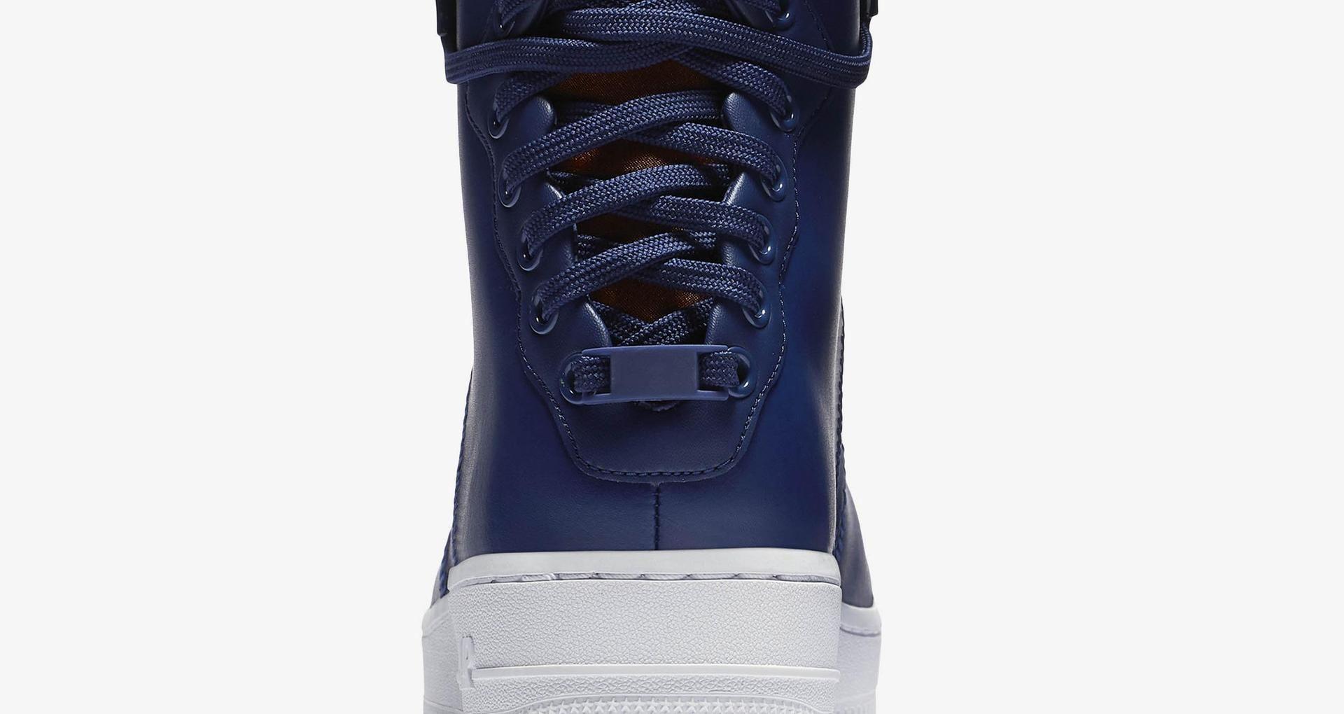 f360f16d86 WMNS AF1 Rebel XX 'Blue Void & White Blue & Void Dark & Russet ...
