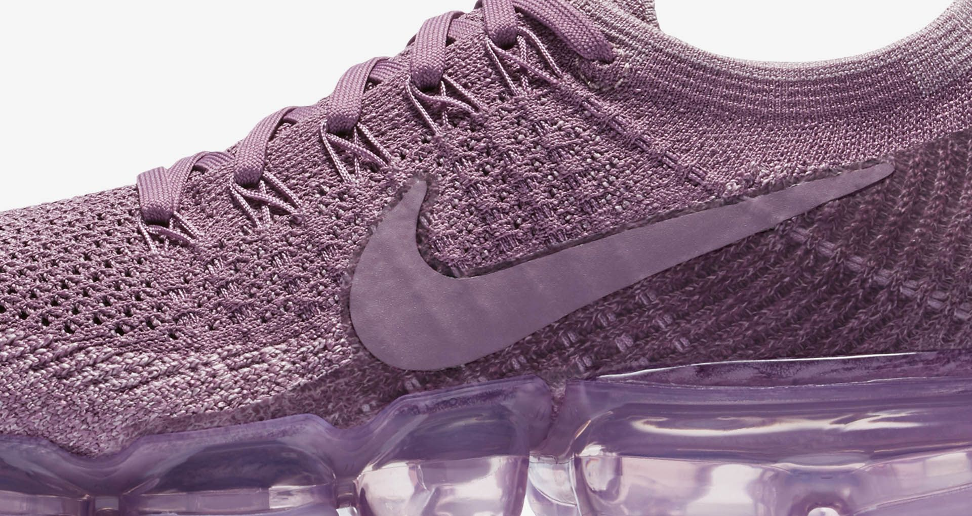 7d27130d1a4 Women s Nike Air VaporMax Flyknit Day to Night  Violet Dust . Nike⁠+ ...