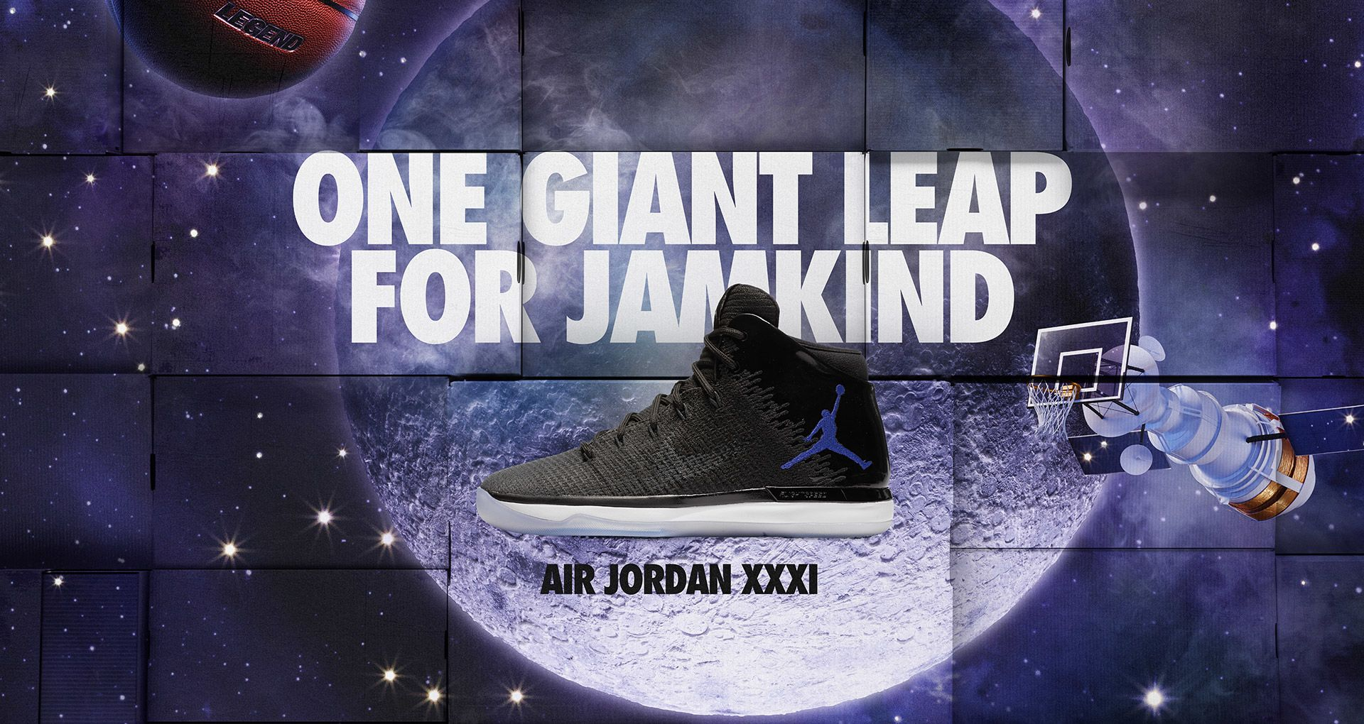 bd6f273c4c24ac Air Jordan 31  Black   Concord-White  Release Date.. Nike+ SNKRS