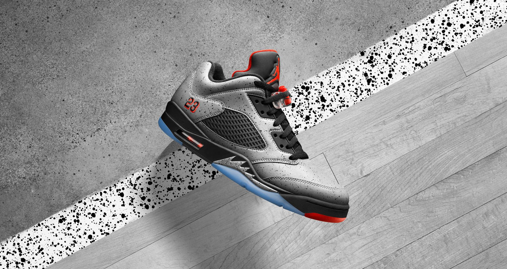 later new style new photos Air Jordan 5 Retro Low 'Neymar' Release Date. Nike SNKRS
