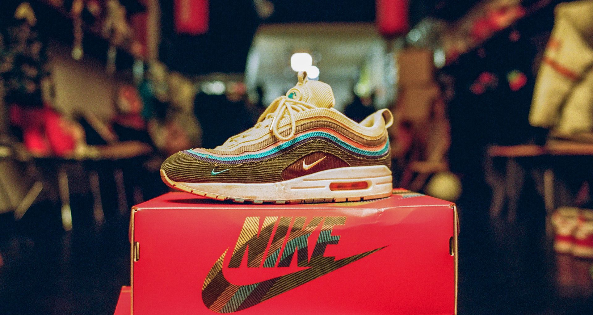 premium selection f6cd0 7253b Behind The Design: Air Max 1/97 Sean Wotherspoon. Nike⁠+ SNKRS