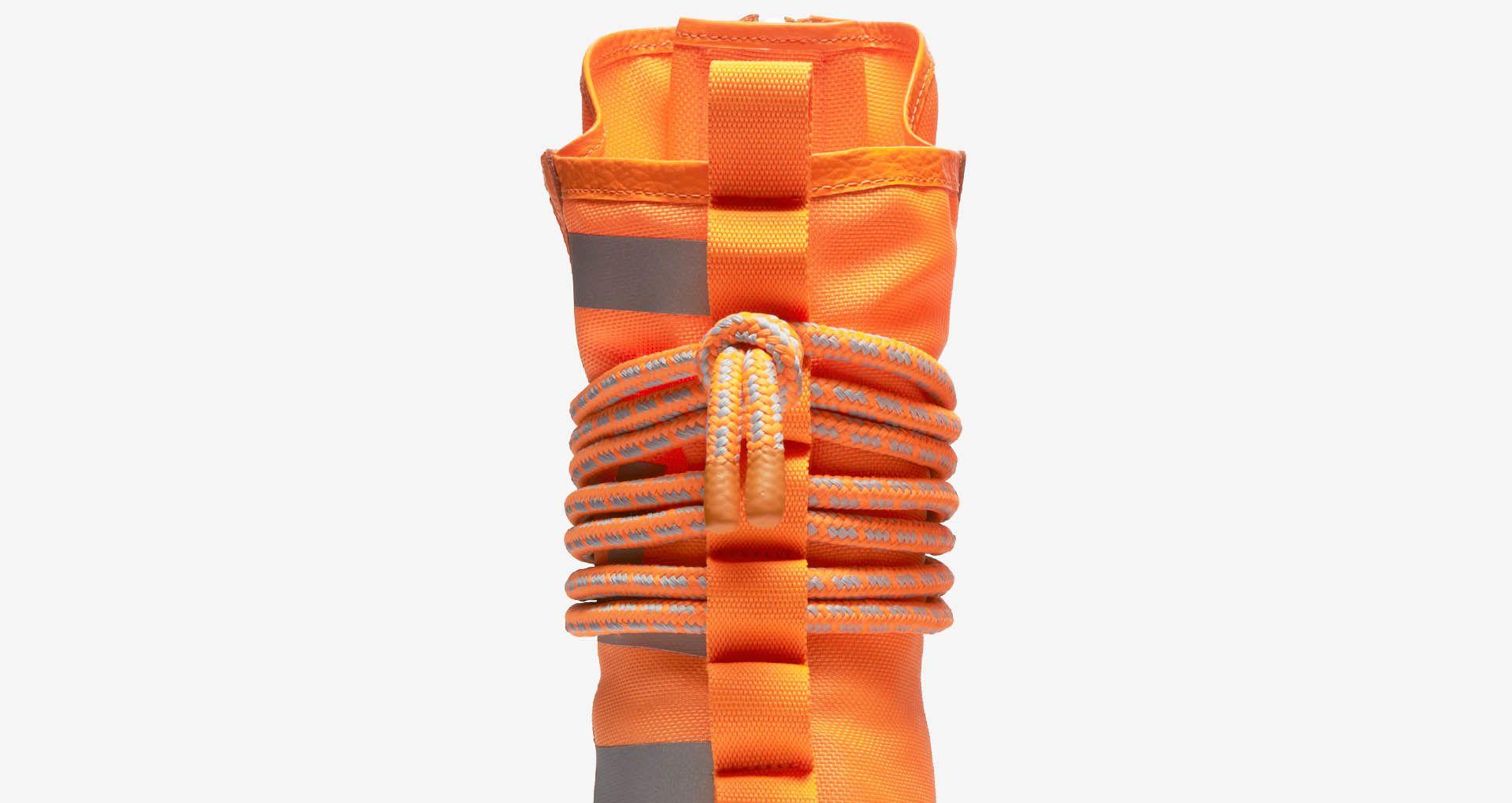 Nike SF AF 1 High 'Total Orange & White' Release Date. Nike
