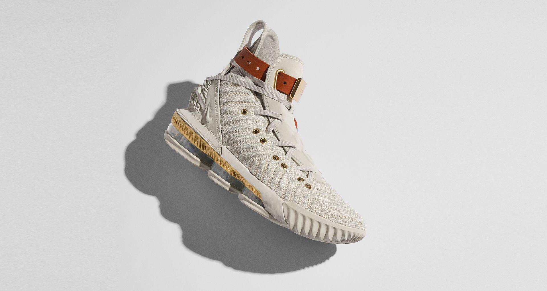 bdade508ef27 Behind The Design  HFR X Lebron 16. Nike+ SNKRS