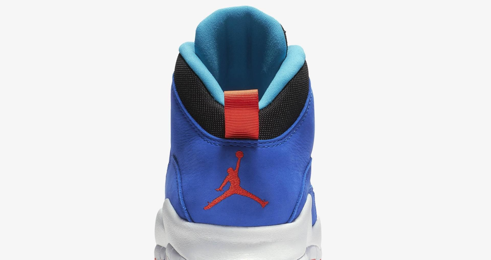 lowest price f8a35 5fef9 Air Jordan 10 Retro Tinker 'Air Huarache Light' Release Date ...