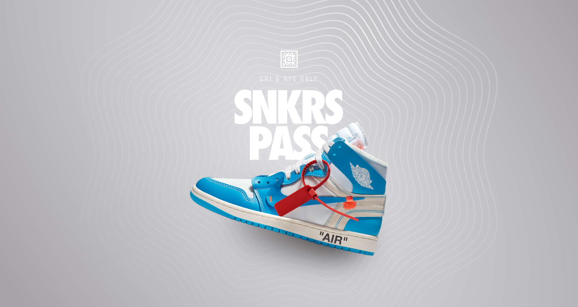 The Ten Air Jordan 1 'Off White' Release Date. Nike⁠Plus SNKRS