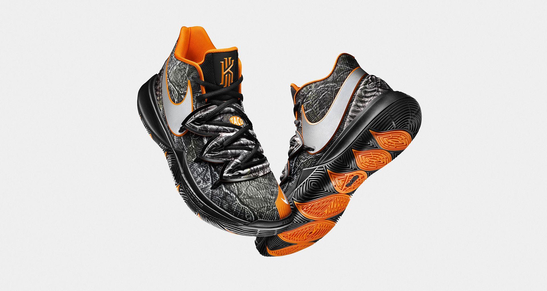5ea8cf47c09 Nike Kyrie 5 'Taco PE' Release Date. Nike+ SNKRS