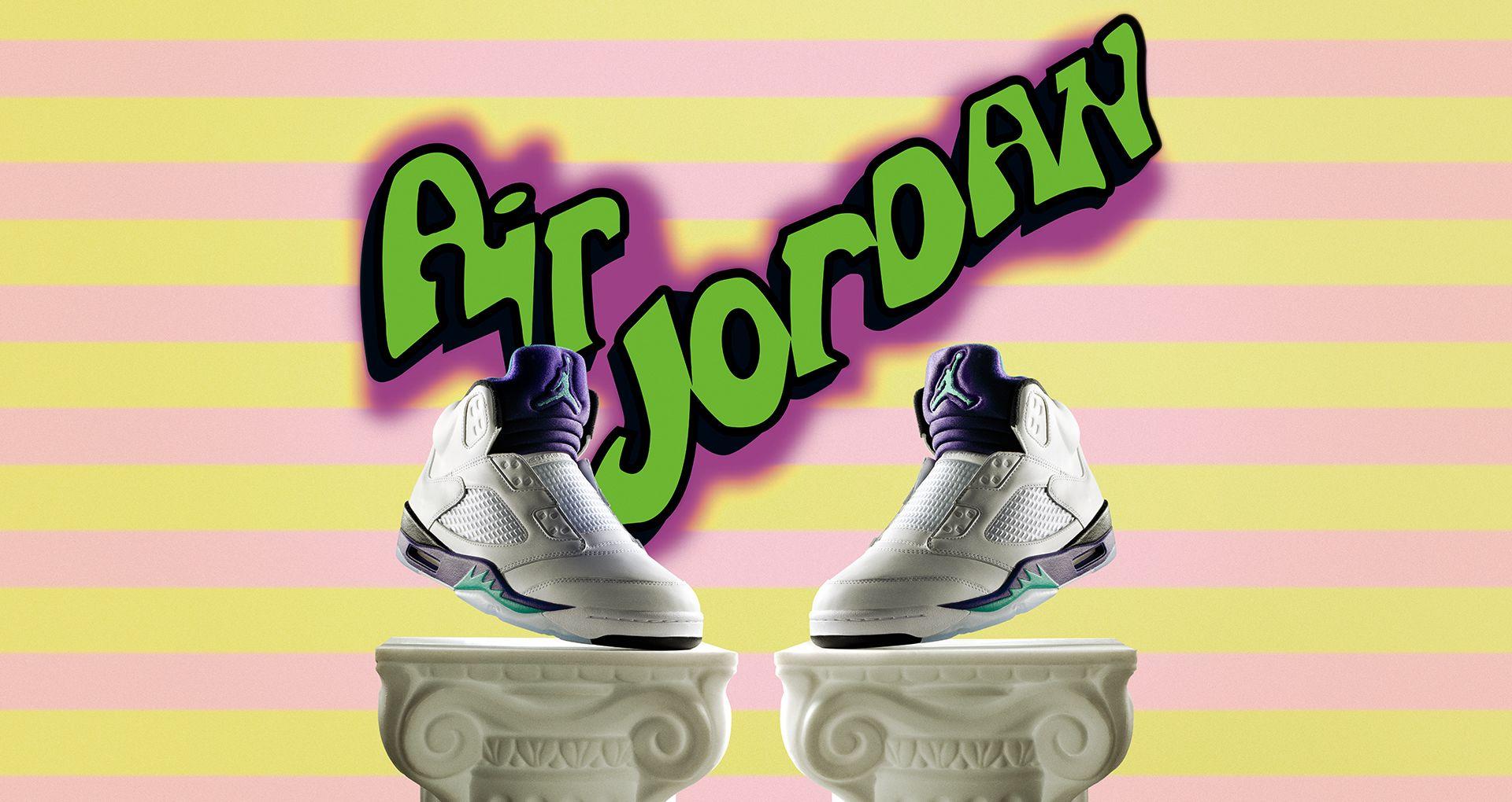 SNKRS Behind Jordan V the Prince'Nike 'Fresh DesignAir R3AL4q5j