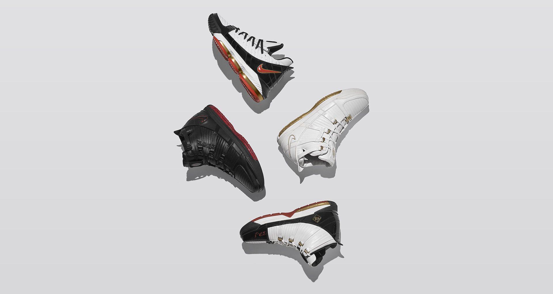 3cf7664d31fd LeBron 16  Remix  Release Date. Nike+ SNKRS