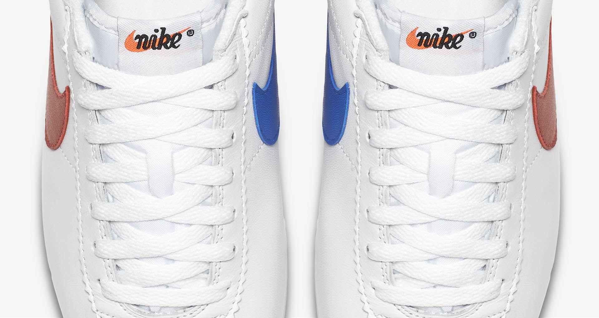 the best attitude d3f8d c81e5 Nike Classic Cortez Leather 'Nai Ke' Release Date.. Nike+ SNKRS