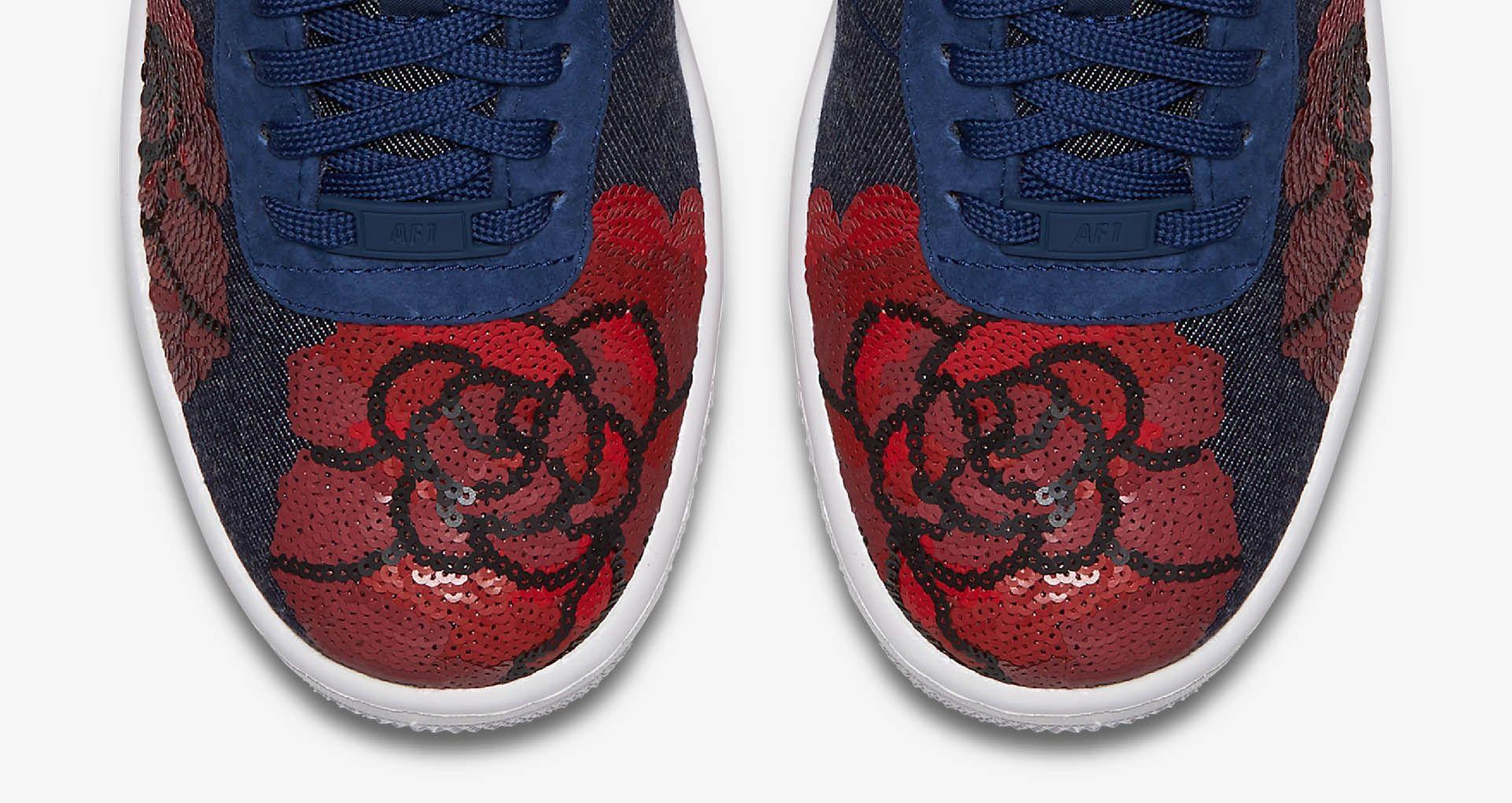 Women's Nike Air Force 1 Upstep 'Binary Blue' Release Date