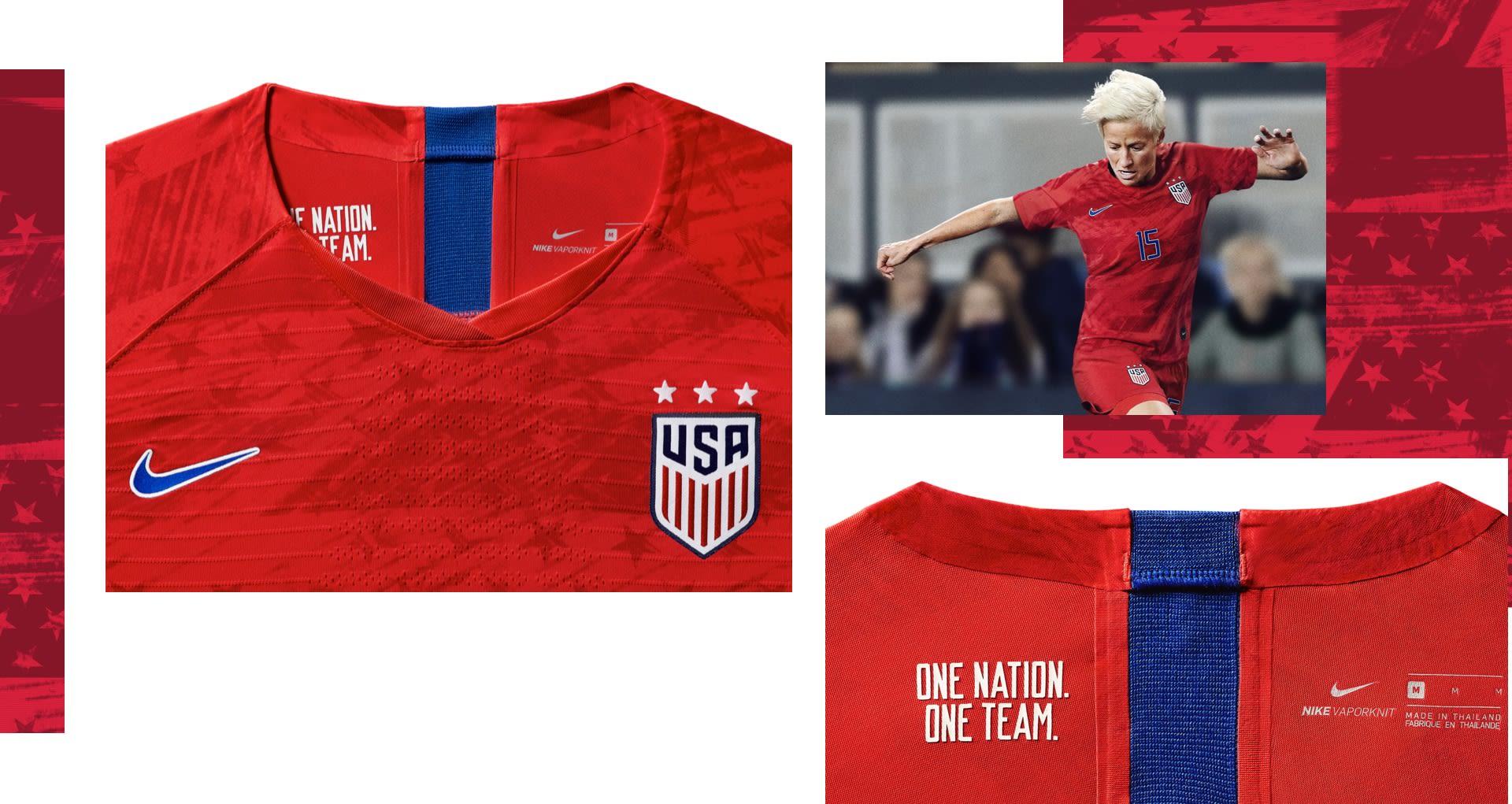 wholesale dealer 81d9f 8670c 2019 USWNT Stadium Away Jersey. Nike.com