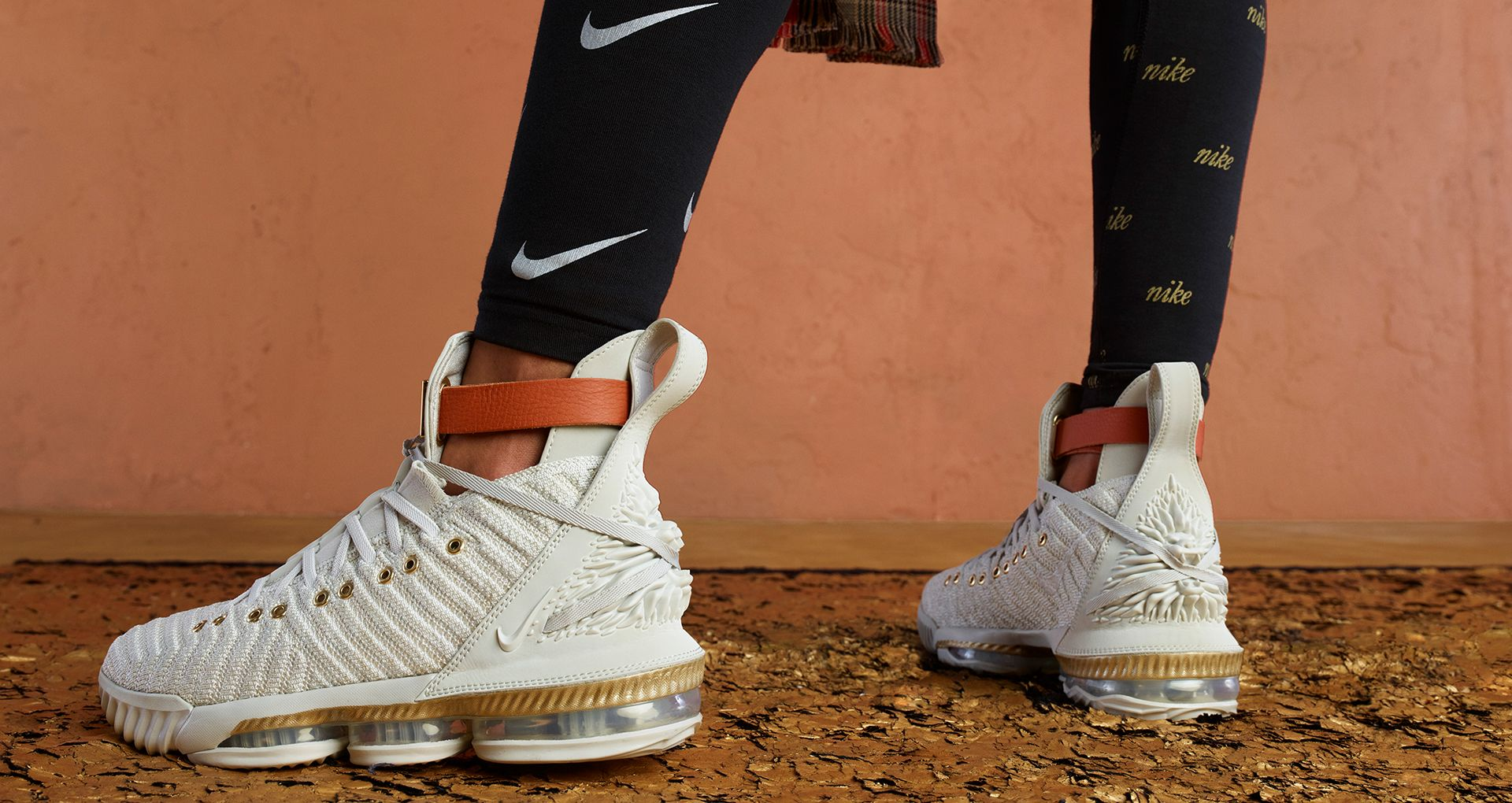 timeless design 054be 7a492 Women's Lebron 16 HFR 'White & Sail' Release Date. Nike+ SNKRS