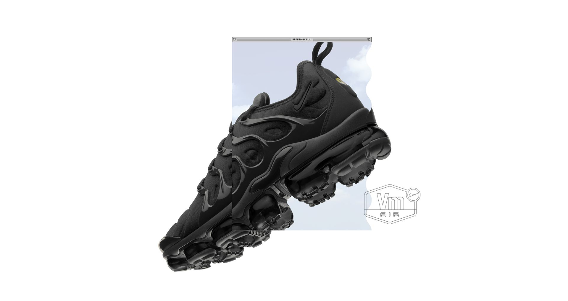 f6a478e23ea04 Nike Air Vapormax Plus  Black   Dark Grey  Release Date. Nike⁠+ SNKRS
