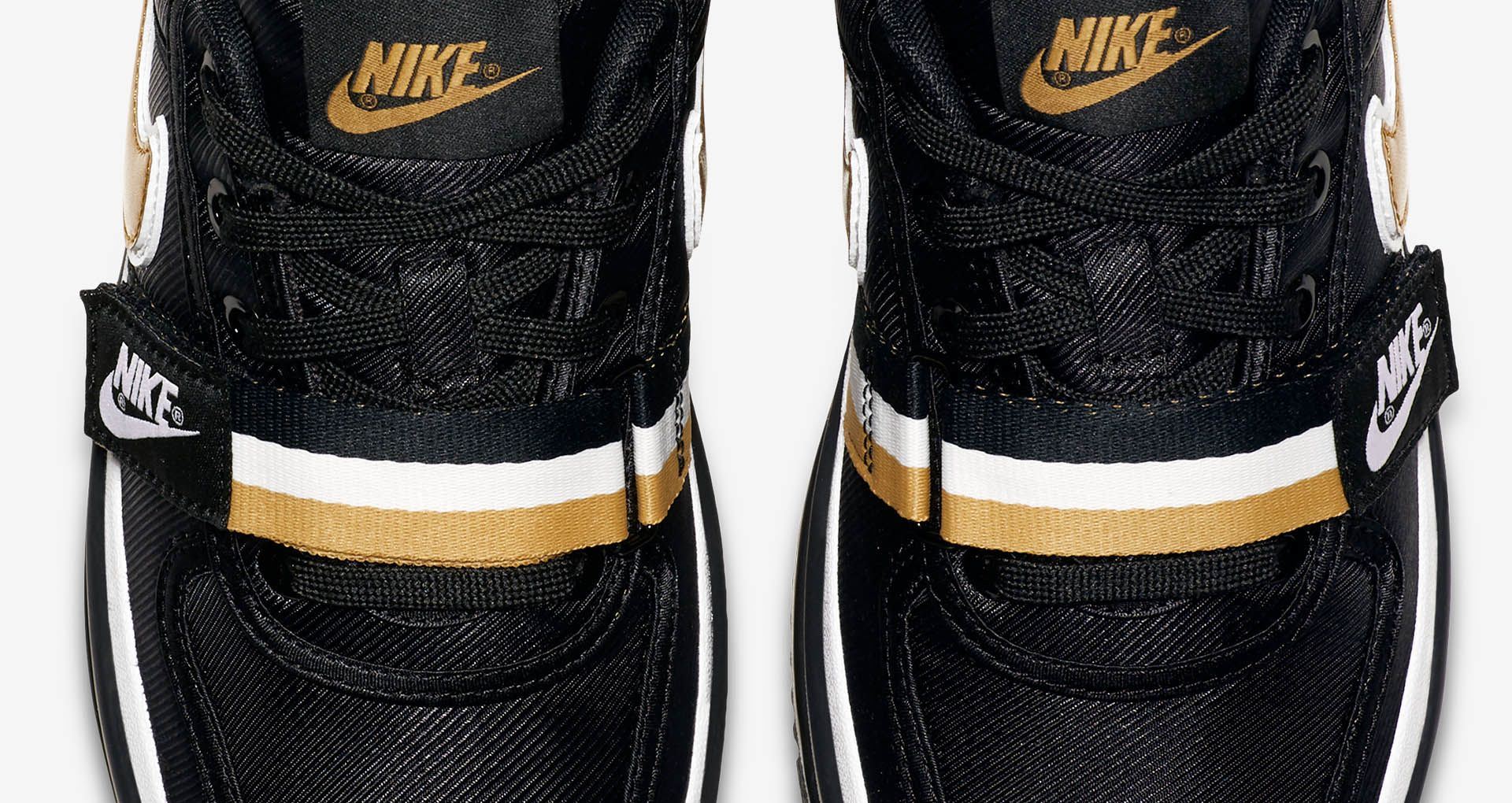 0d916bb0283 Nike Women s Vandal 2K  Black   Metallic Gold  Release Date. Nike+ ...