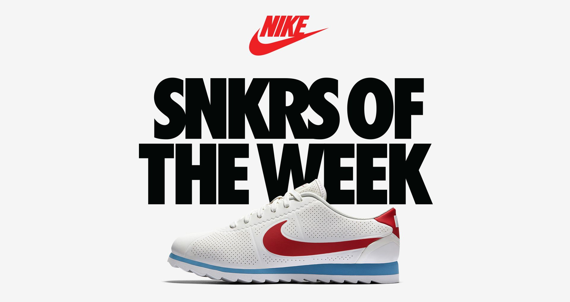 check out 42a16 5b9be Women s Nike Cortez Ultra Moire  White, Varsity Red   Blue  Release Date