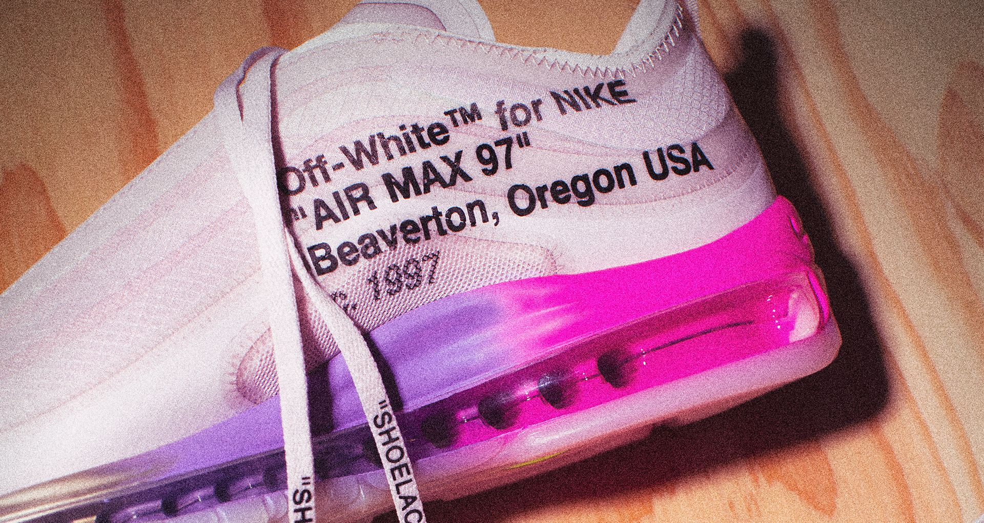 Behind The Design: Nike The Ten: Air Max 97 Virgil Abloh for
