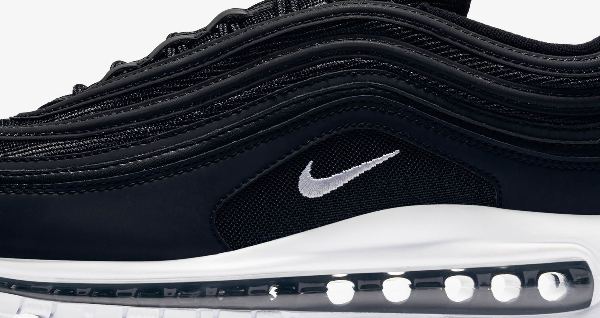 Nike Air Max 97 'Black & White' Release Date. Nike SNKRS
