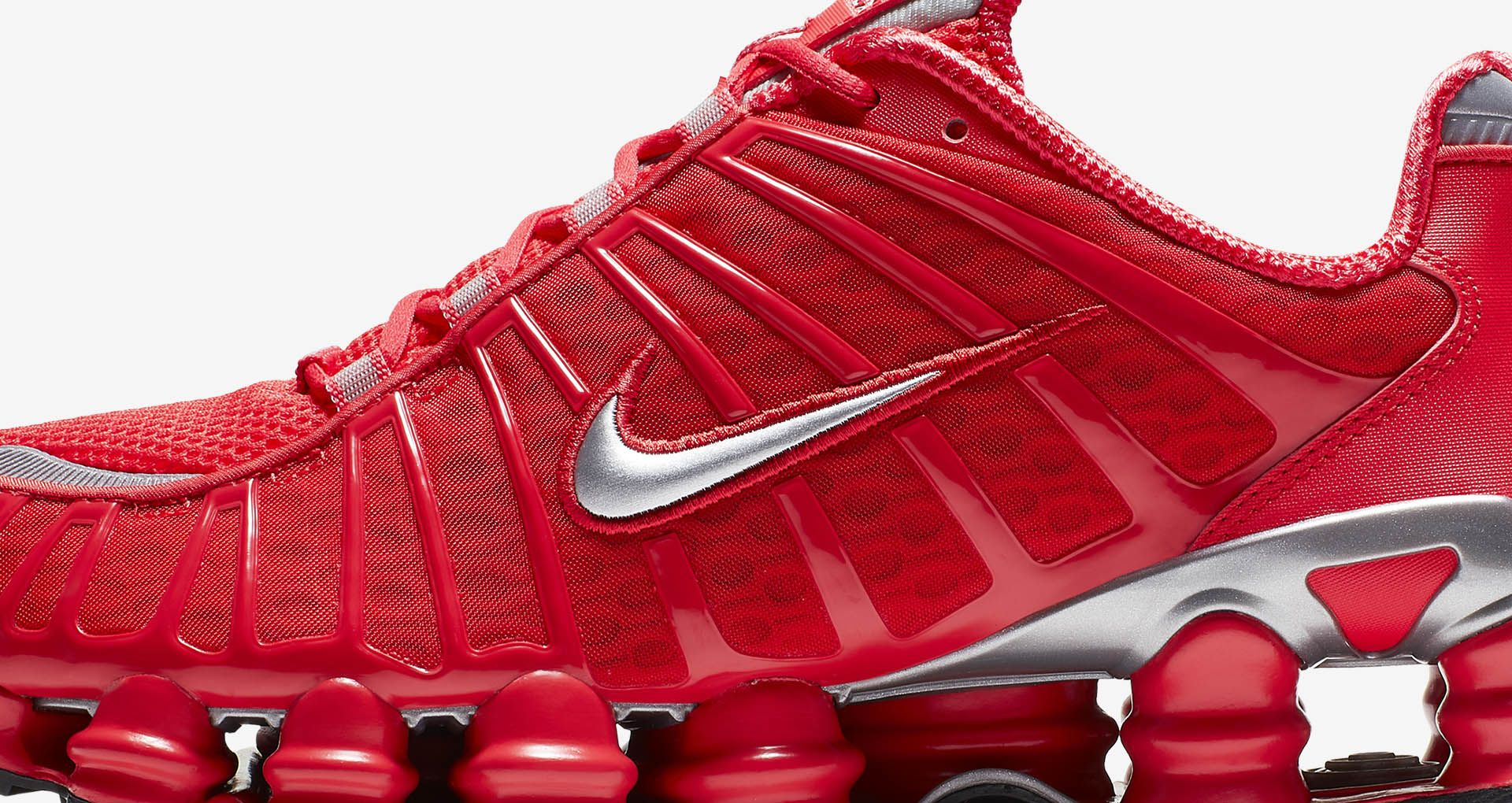 ef8689db06797 Nike Shox TL 'Speed Red and Metallic Silver' Release Date. Nike+ ...