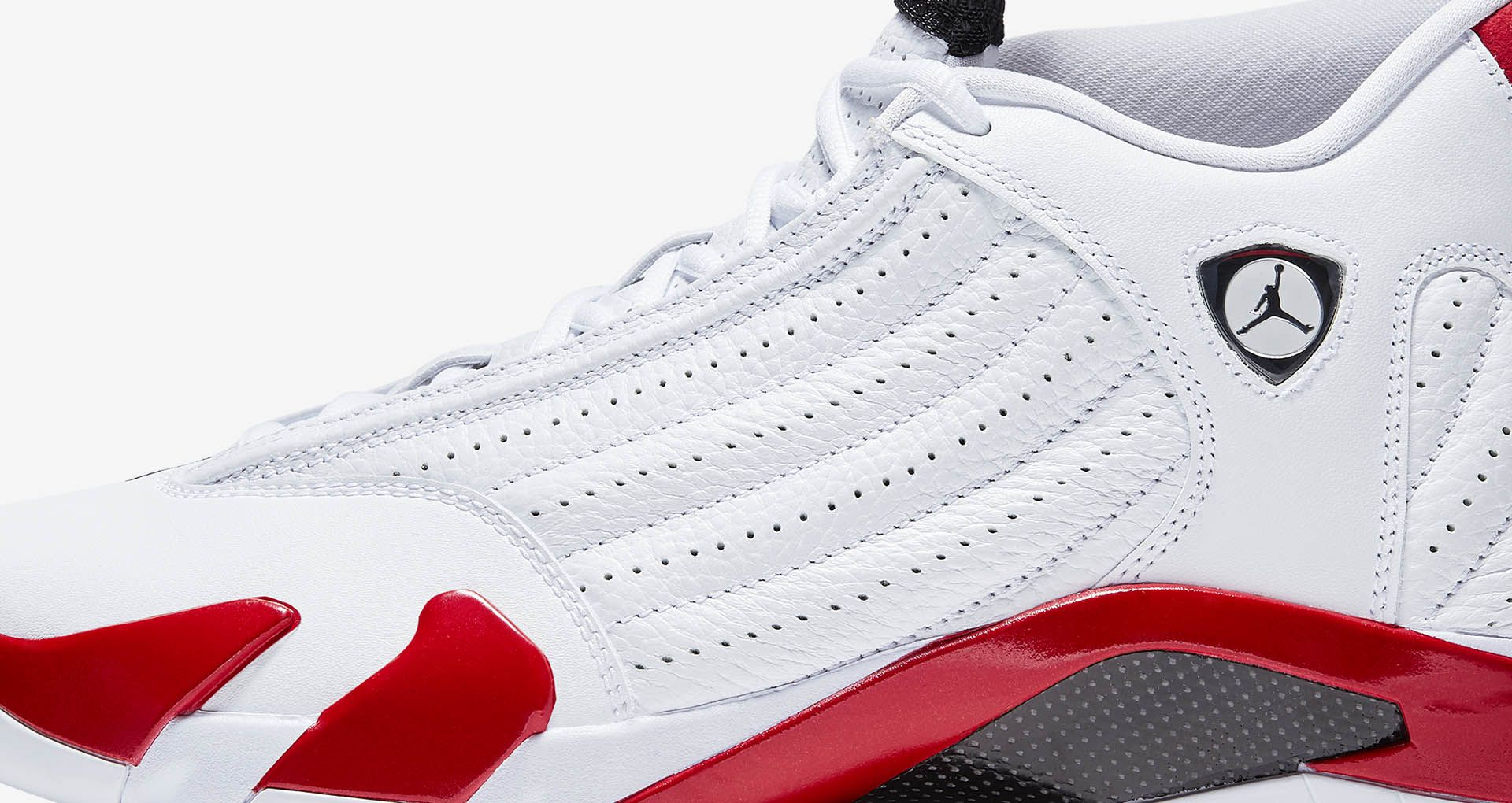 pretty nice 39eb4 b3d75 Nike Air Jordan 14 'White & Red' Release Date. Nike⁠+ SNKRS