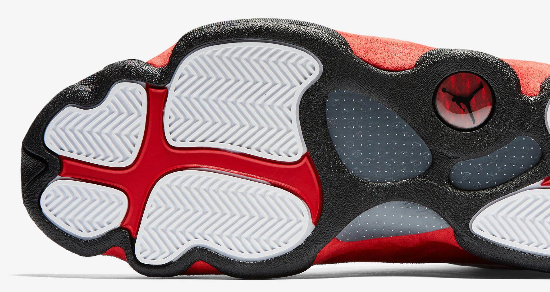premium selection c606b daec1 Air Jordan 13 Retro OG 'White & Team Red'. Nike+ Launch GB