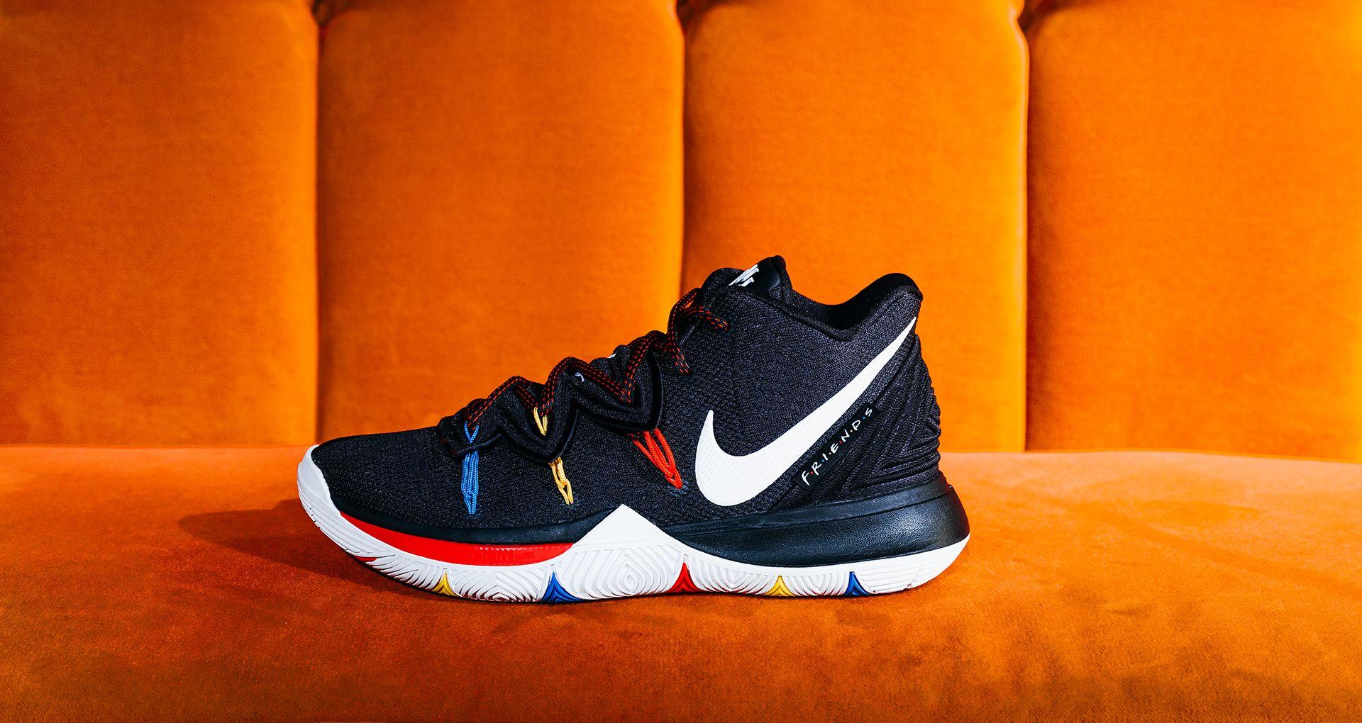 75c2f5b1 Kyrie 5 'Friends' Release Date. Nike+ SNKRS