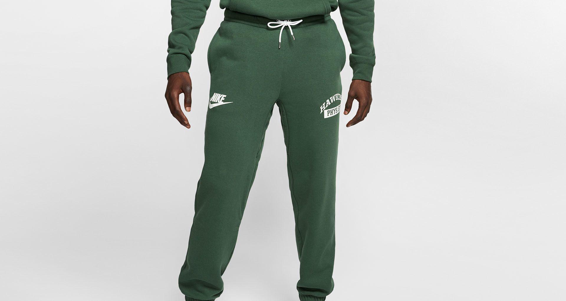 "Køb den nye Stranger Things x Nike Blazer High ""Hawkins High"