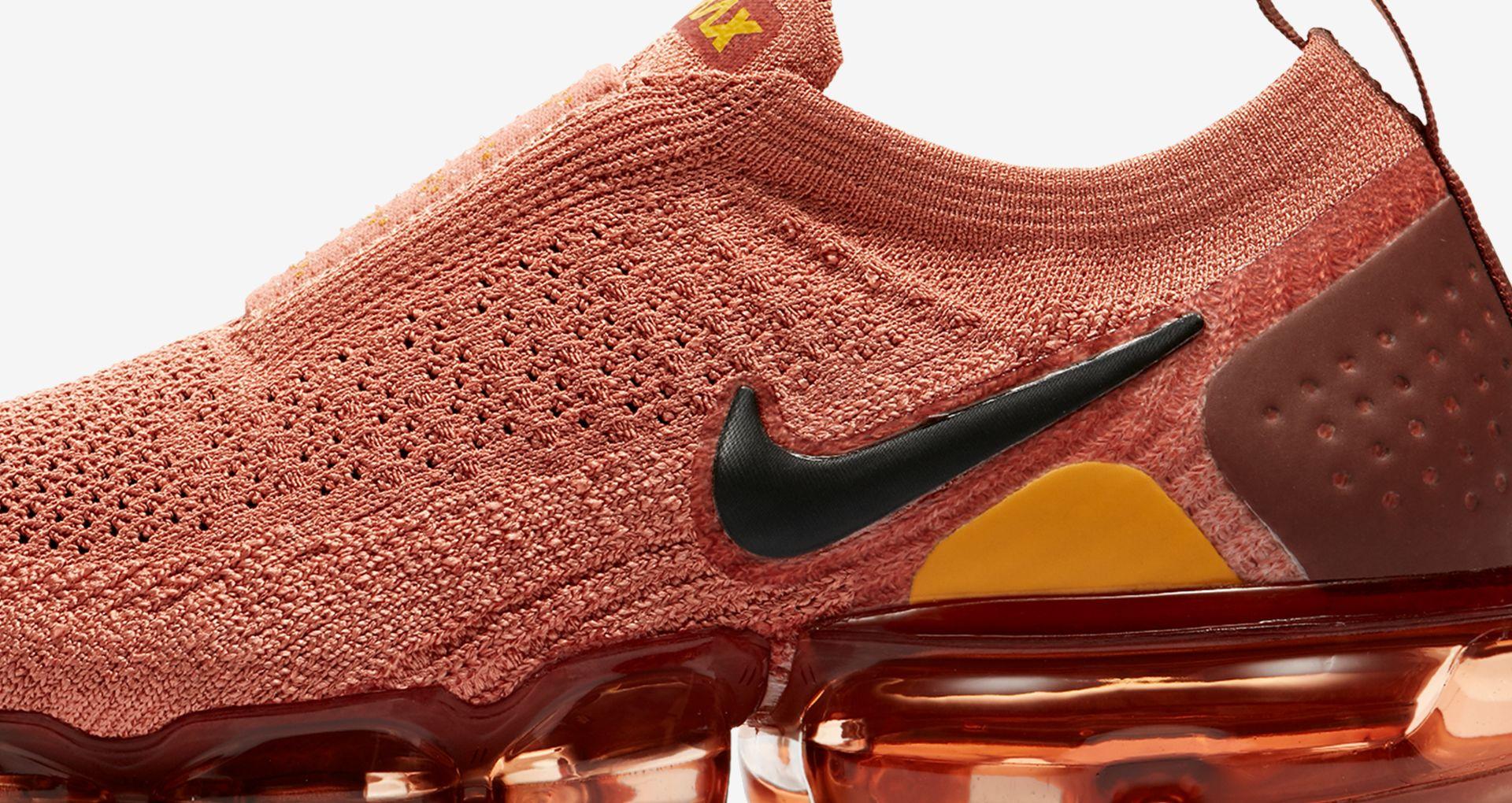 f30183ad43f Women s Nike Air Vapormax Moc 2  Terra Blush   Red Sepia  Release ...
