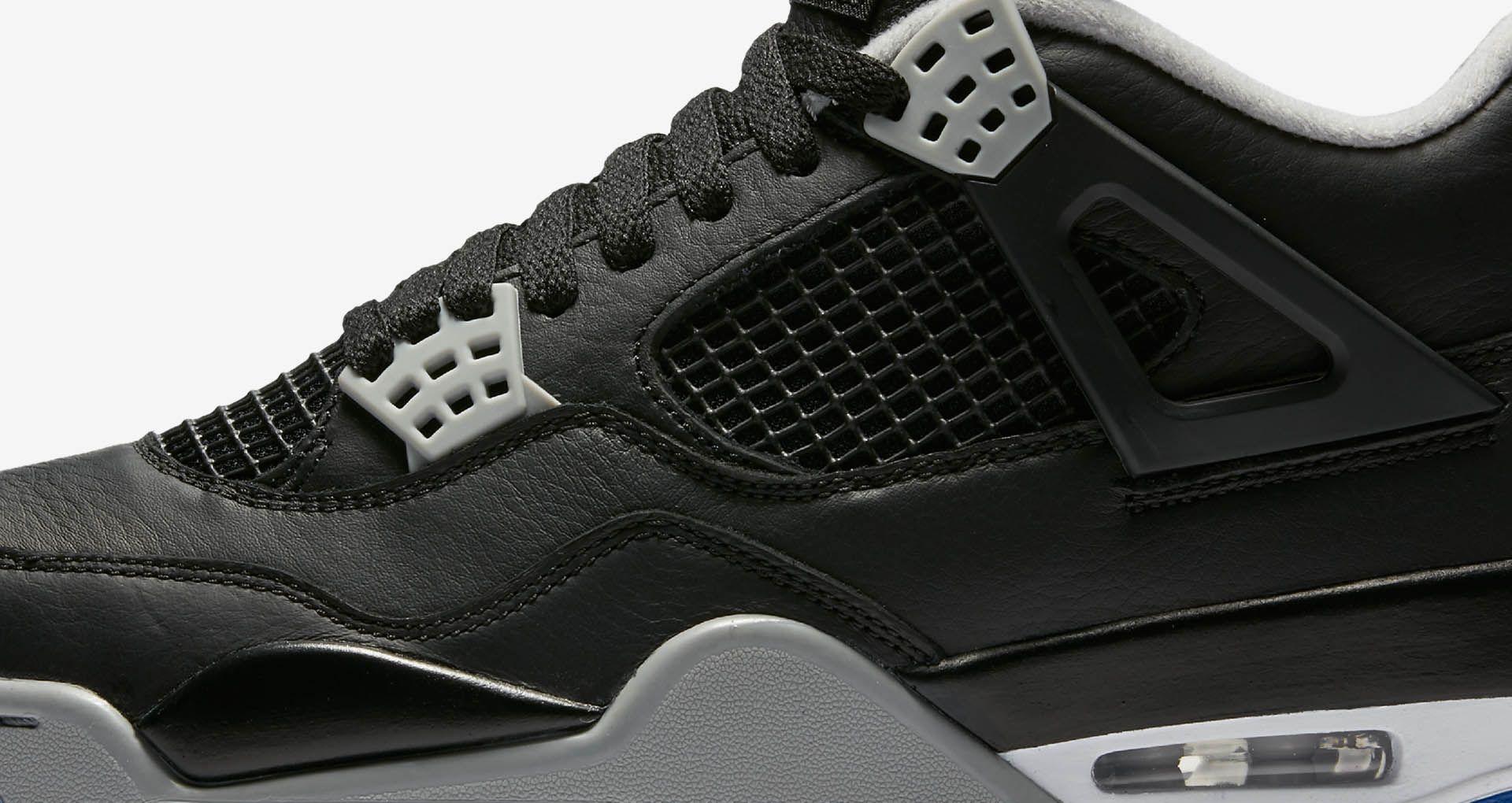 Air Jordan 4 Retro 'Motorsport Away' Release Date. Nike SNKRS