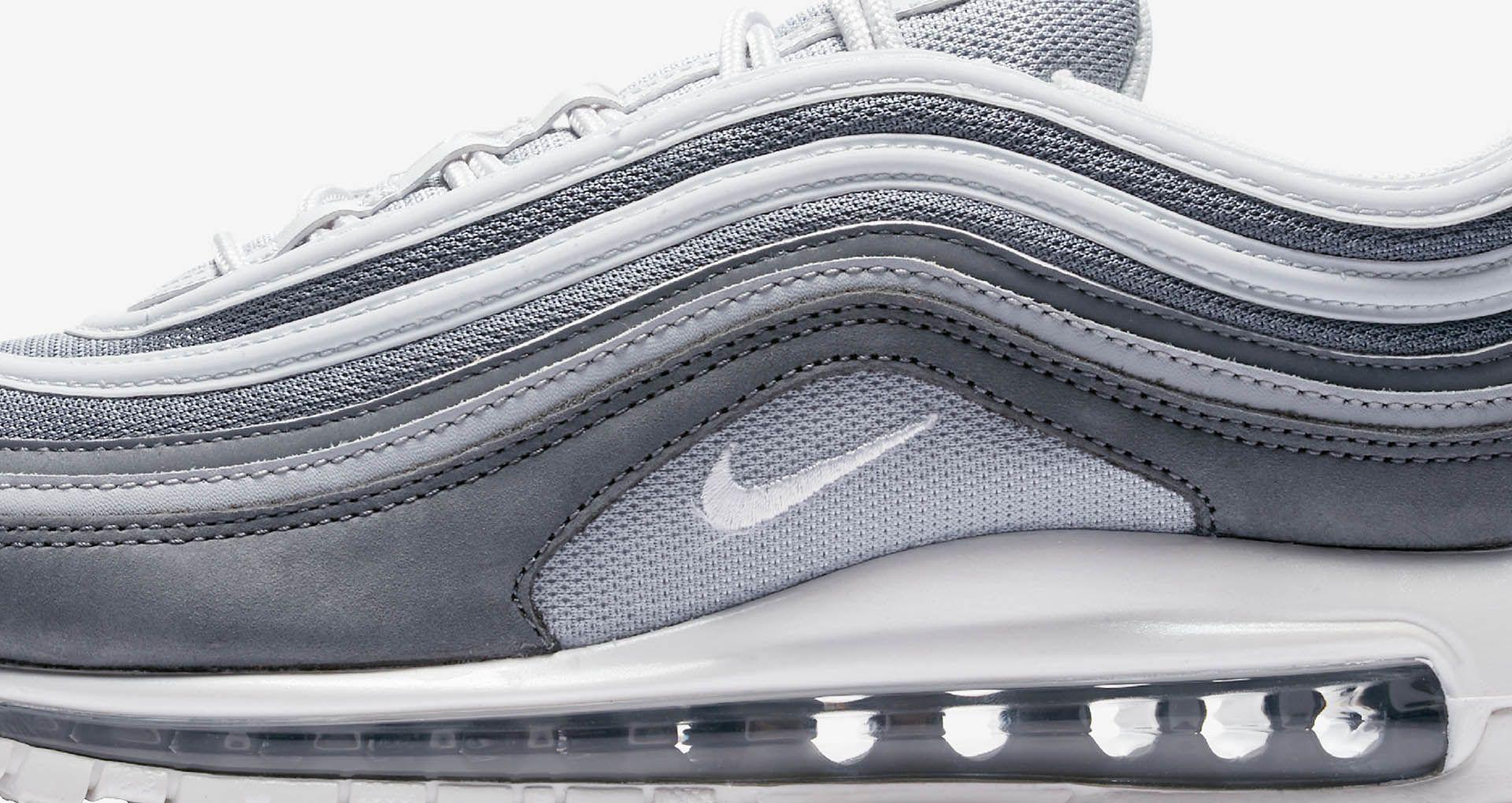 Nike Air Max 97 Premium 'Wolf Grey & Cool Grey' Release Date