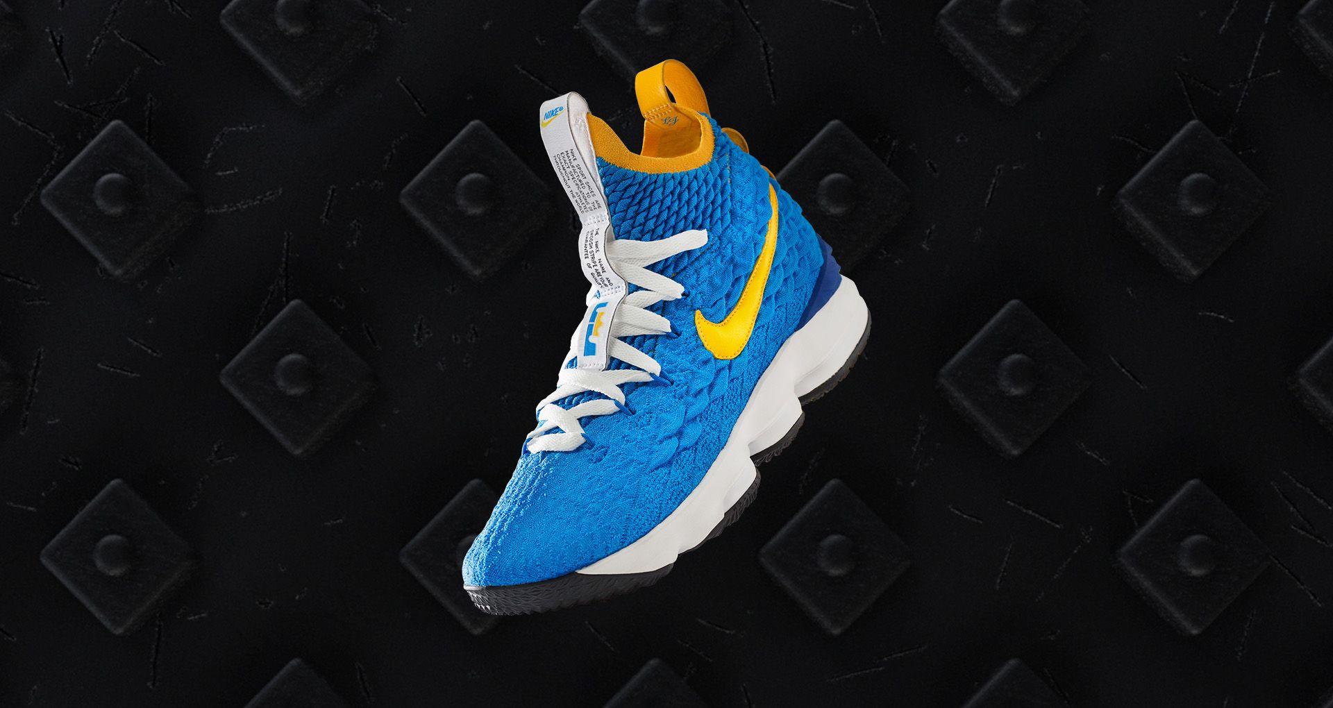 a08b36d6a36 Nike LeBron Watch. Nike+ SNKRS