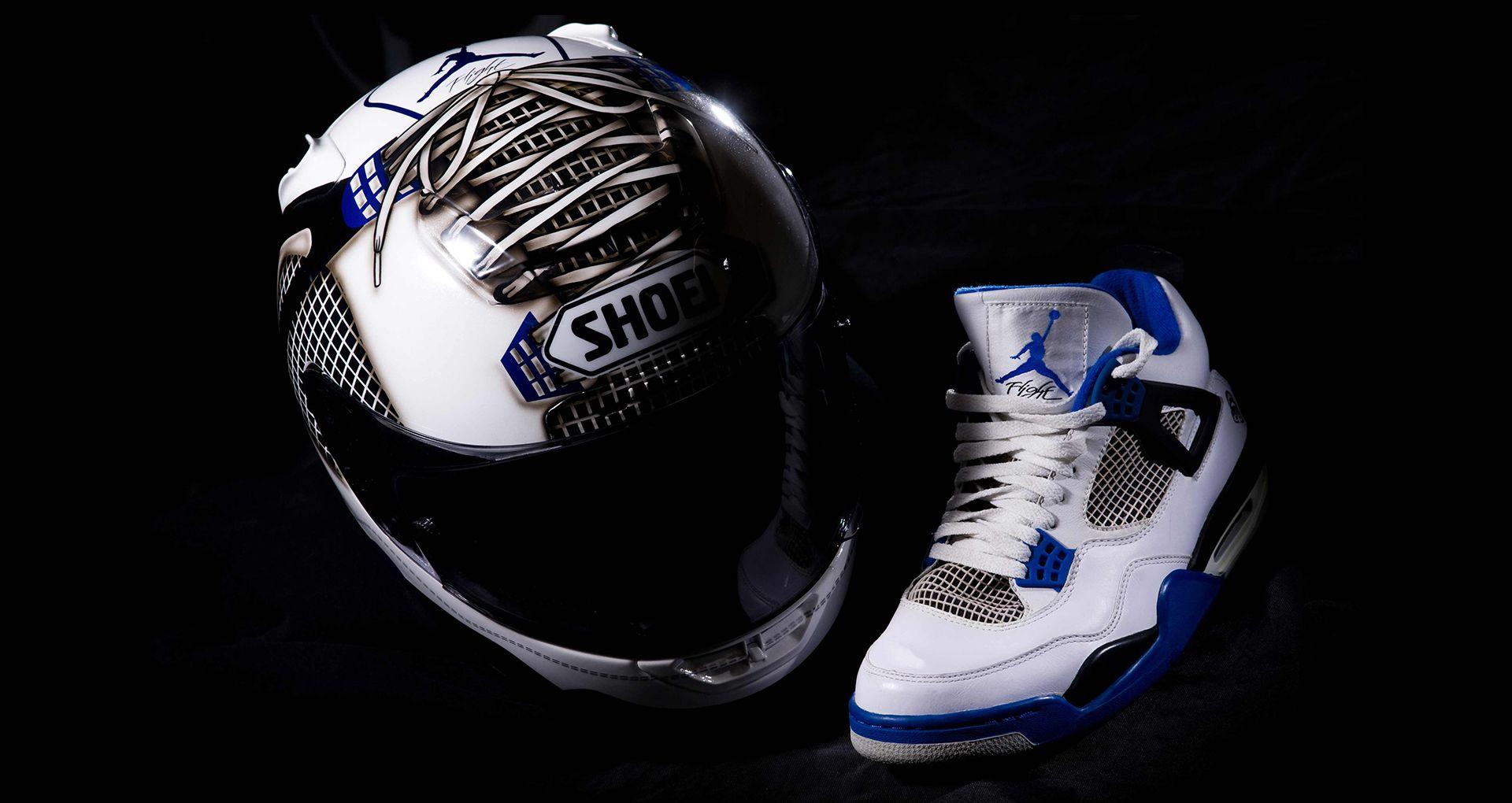 the latest f047f 294a4 Behind the Design: Air Jordan 4 Retro 'Motorsport'. Nike+ SNKRS