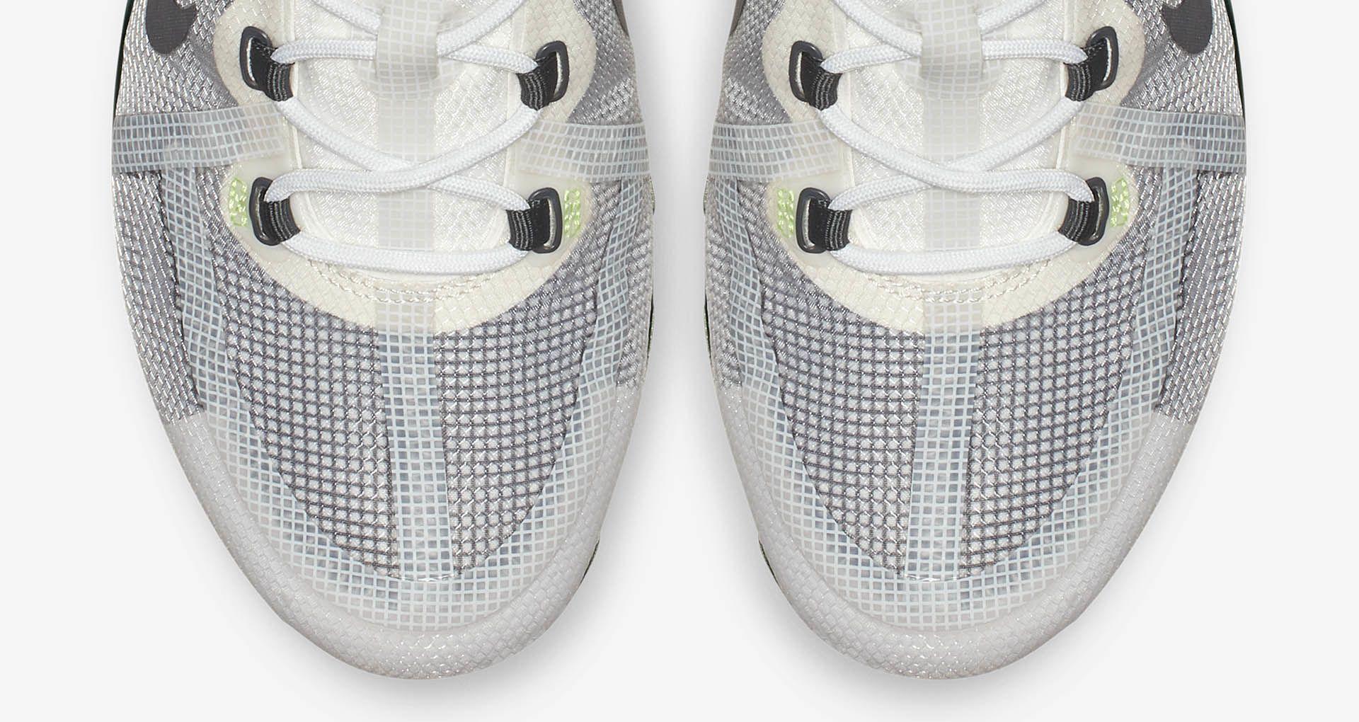 online store genuine shoes new lifestyle Nike Air Vapormax 2019 'Premium White & Platinum Tint ...